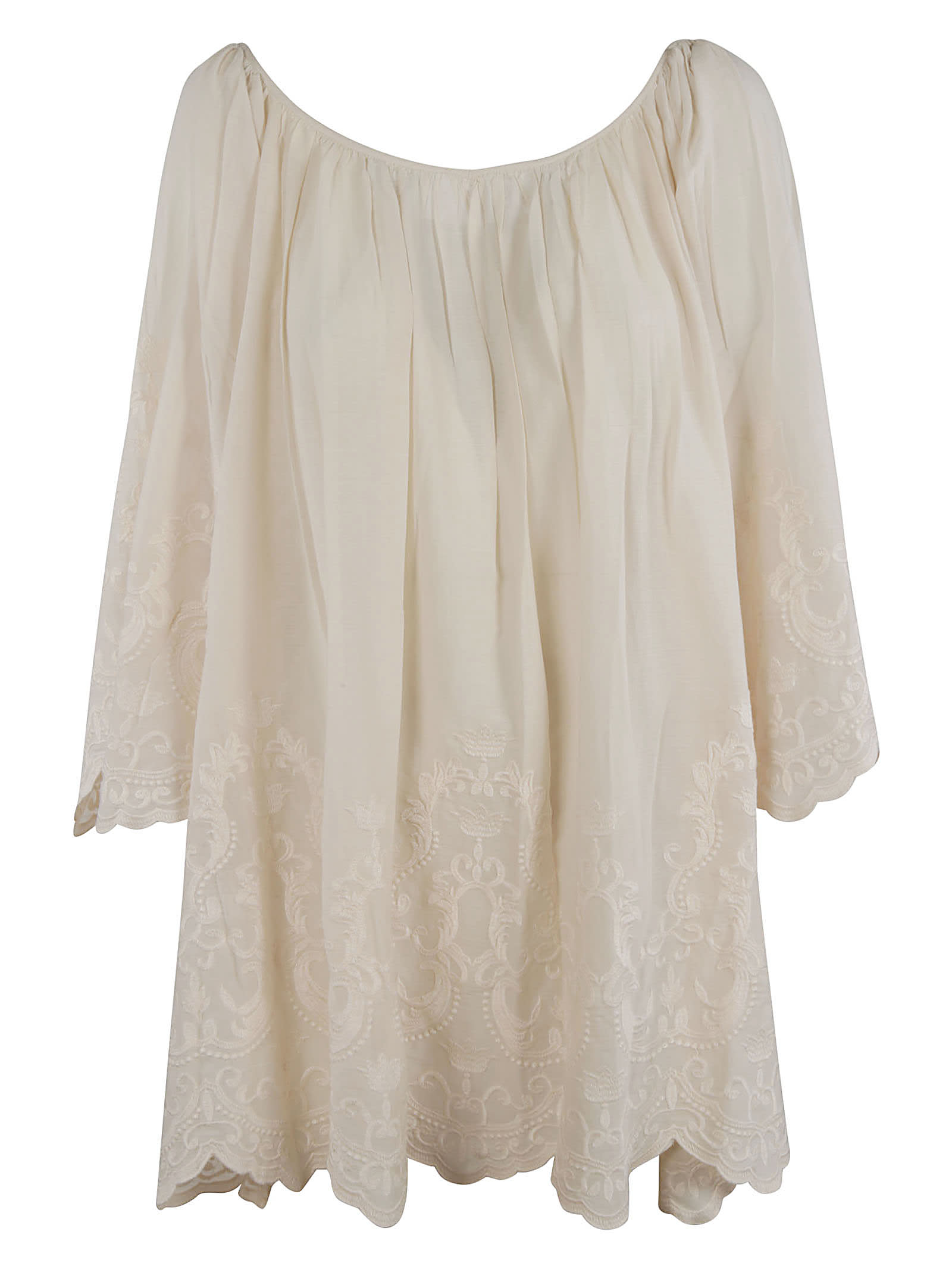 Mes Demoiselles Beaurevoir Long Dress