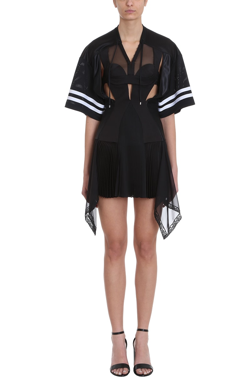 Photo of  Alexander Wang Athletic Hybrid Dress- shop Alexander Wang  online sales