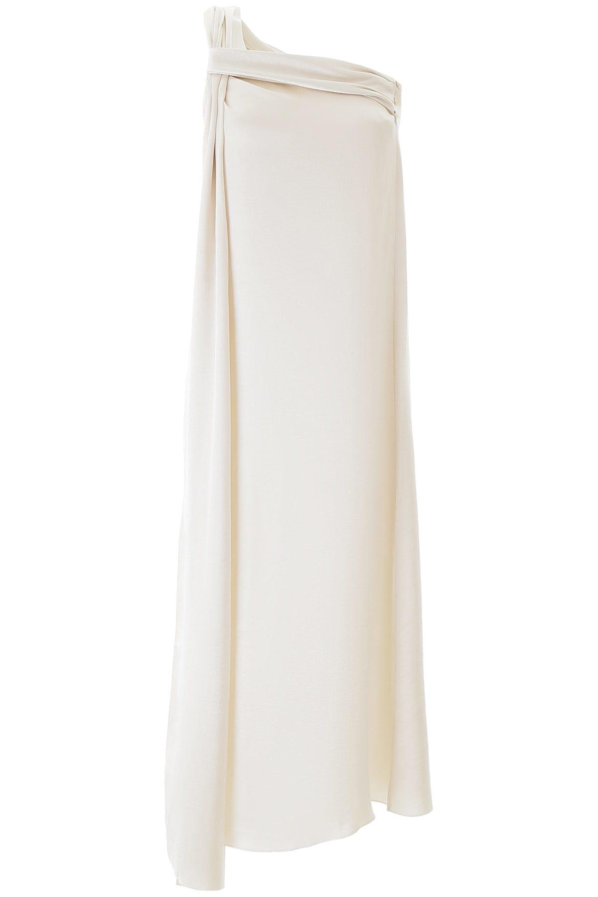 Buy Nanushka Zena Midi Dress online, shop Nanushka with free shipping