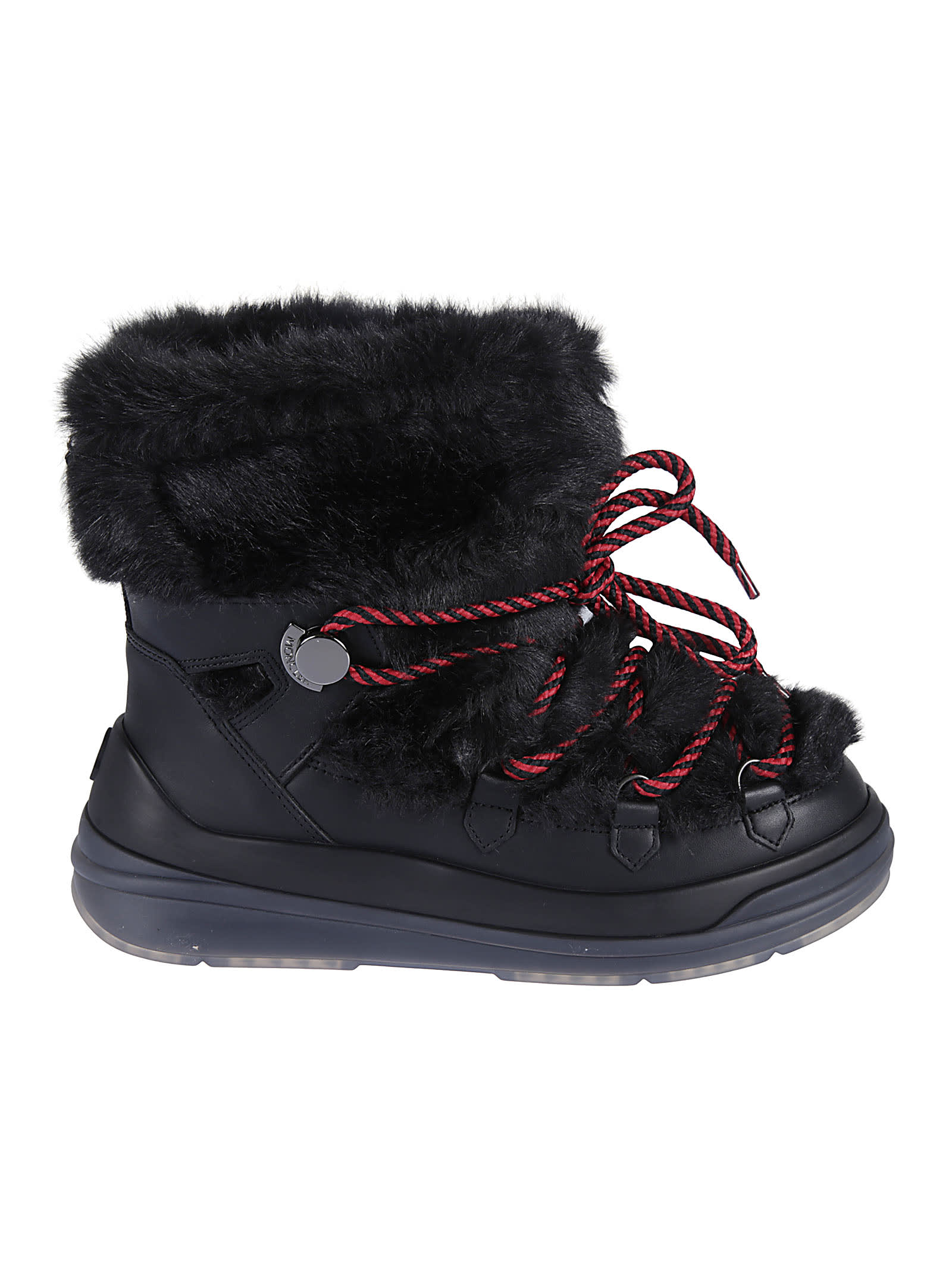 MONCLER INSOLUX LACE-UP BOOTS