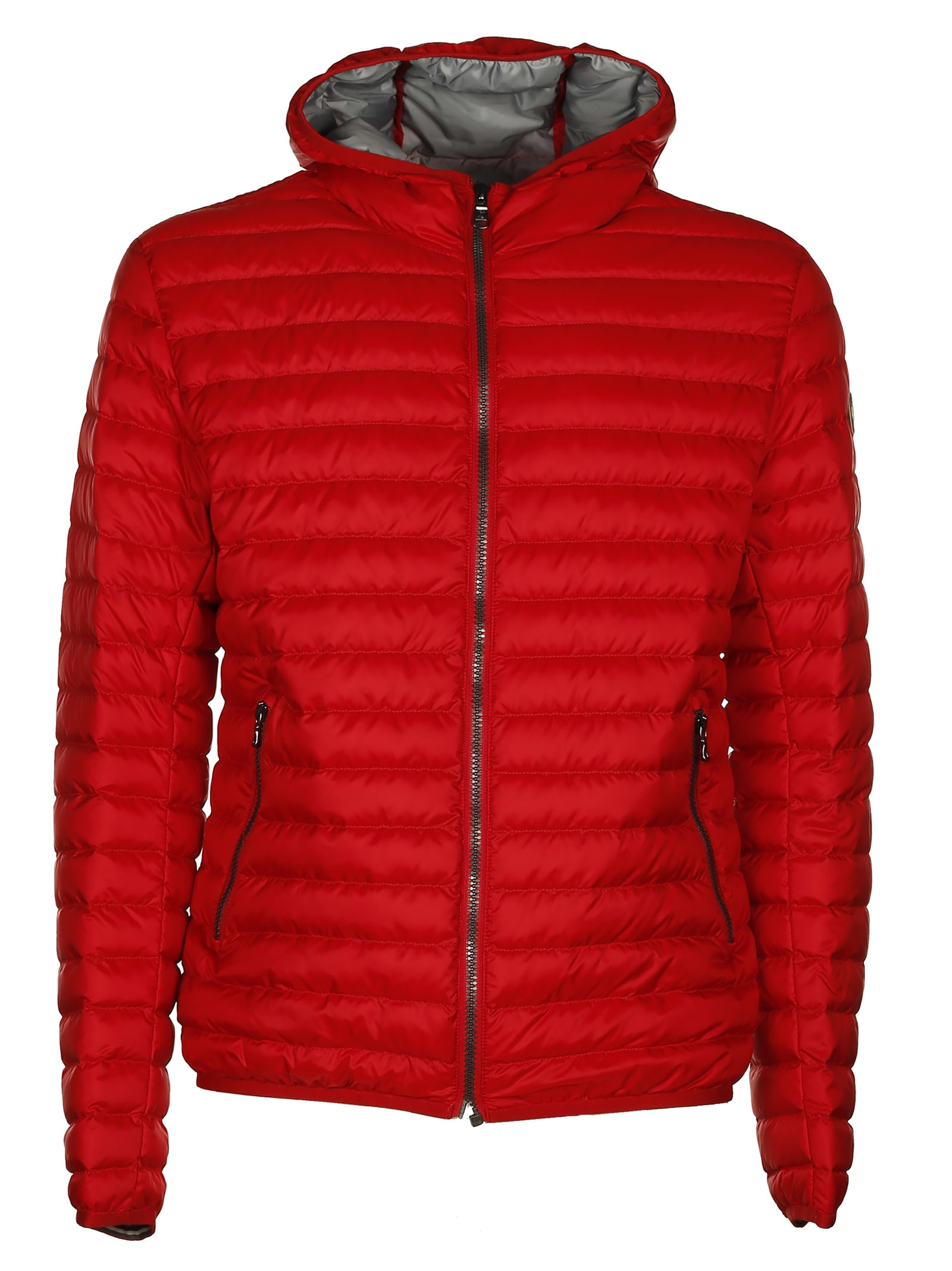 sports shoes d7181 dfce1 Best price on the market at italist | Colmar Colmar Logo Patch Padded Jacket