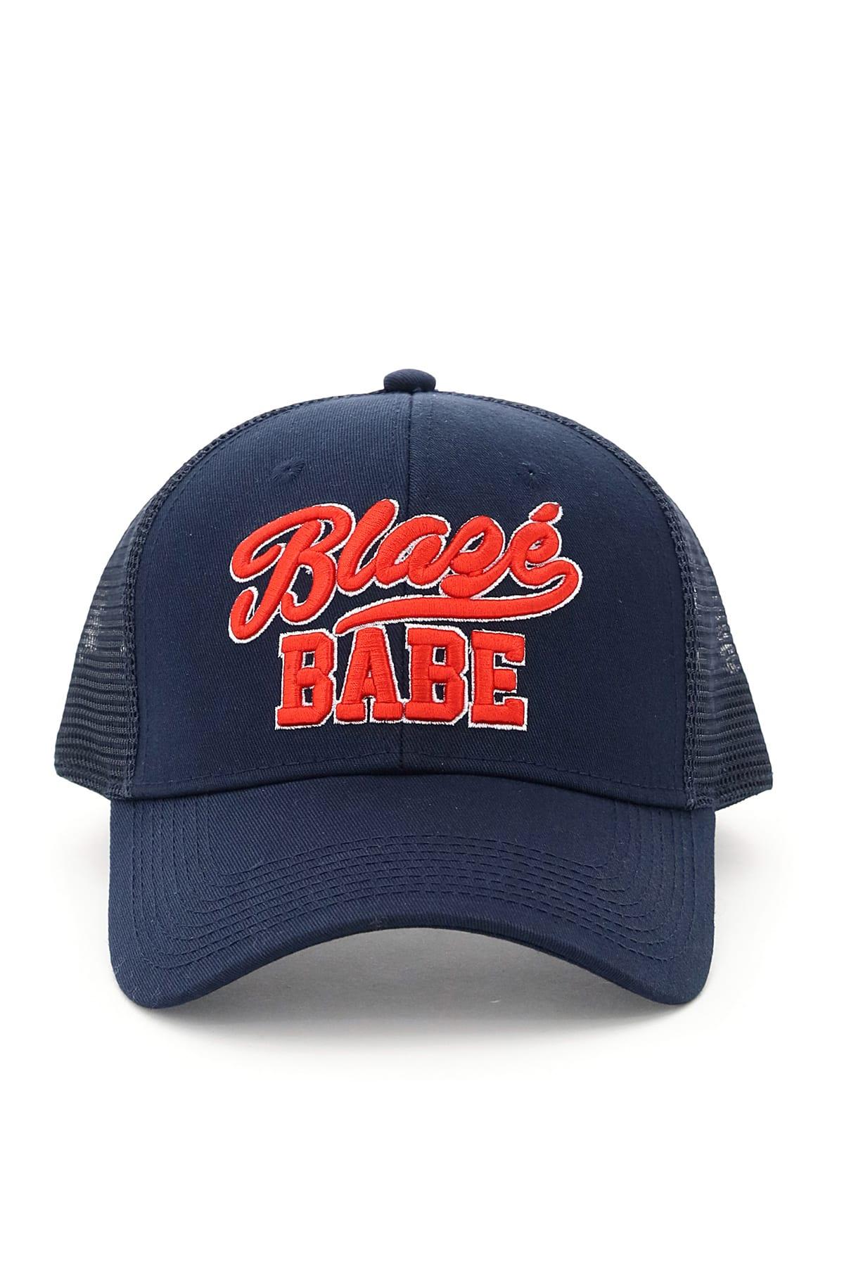 Blazé Milano Accessories BASEBALL CAP BLAZE BABE EMBROIDERY