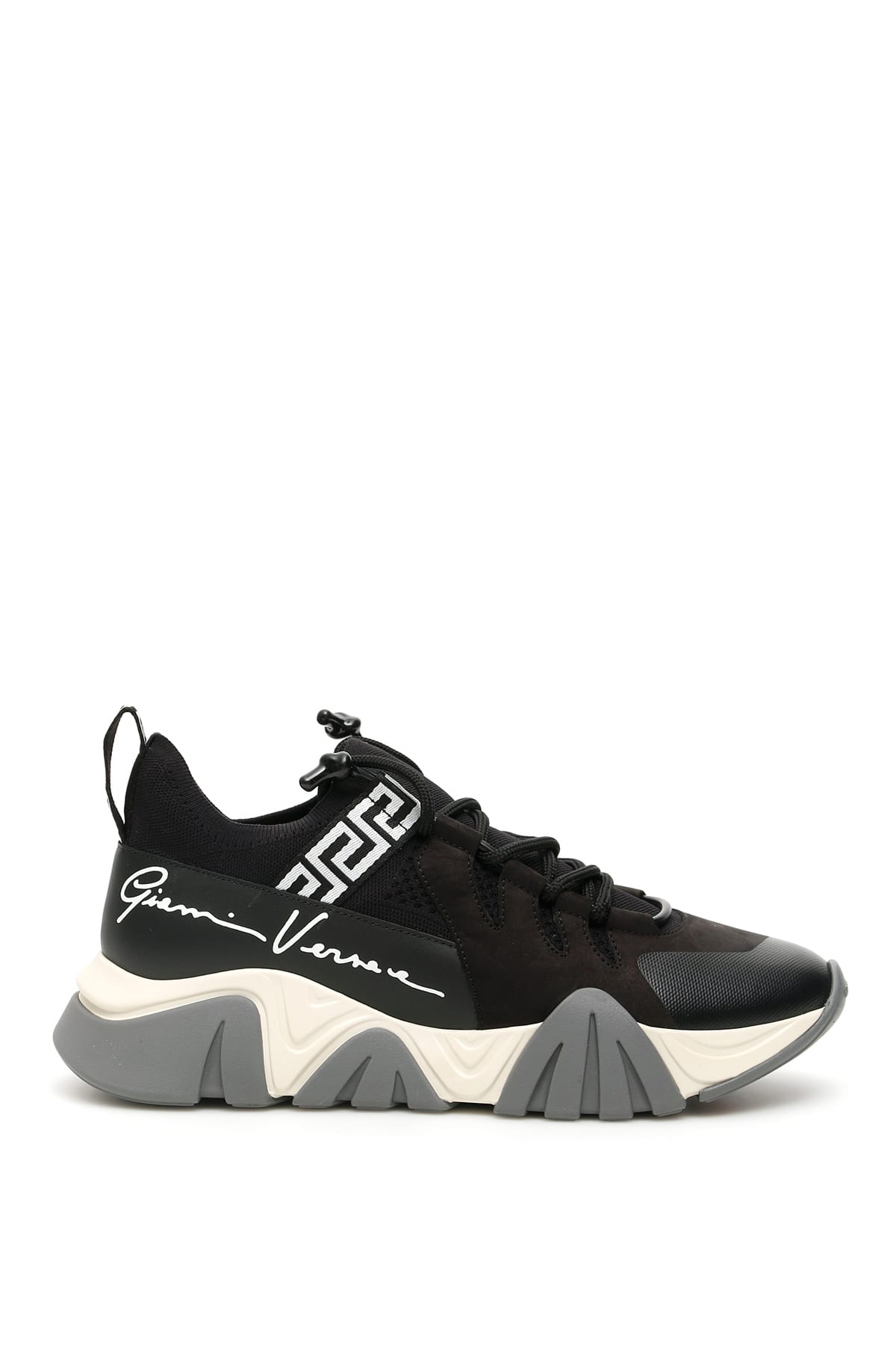 Versace SQUALO KNIT SNEAKERS
