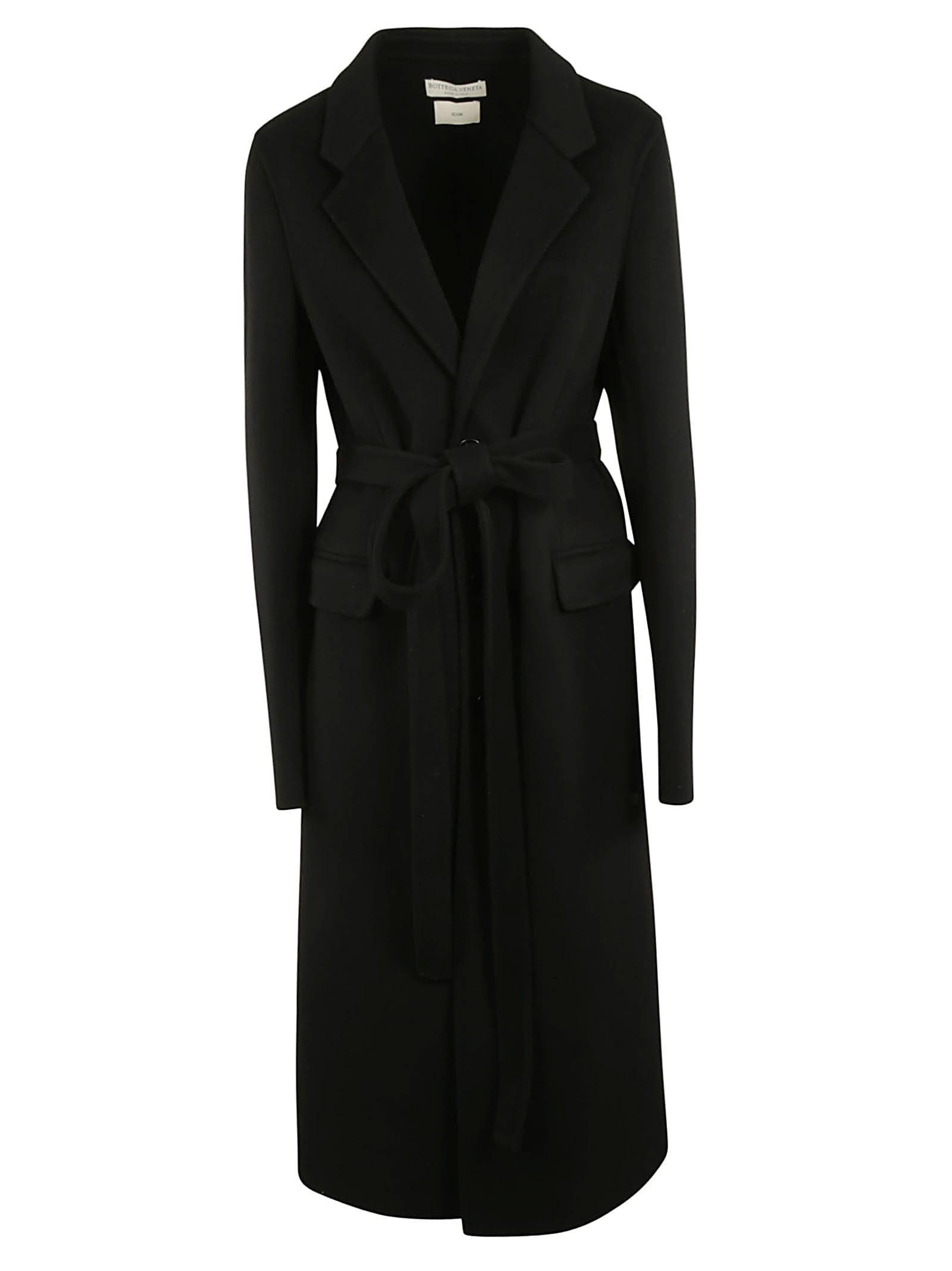 Bottega Veneta Tie Waist Coat