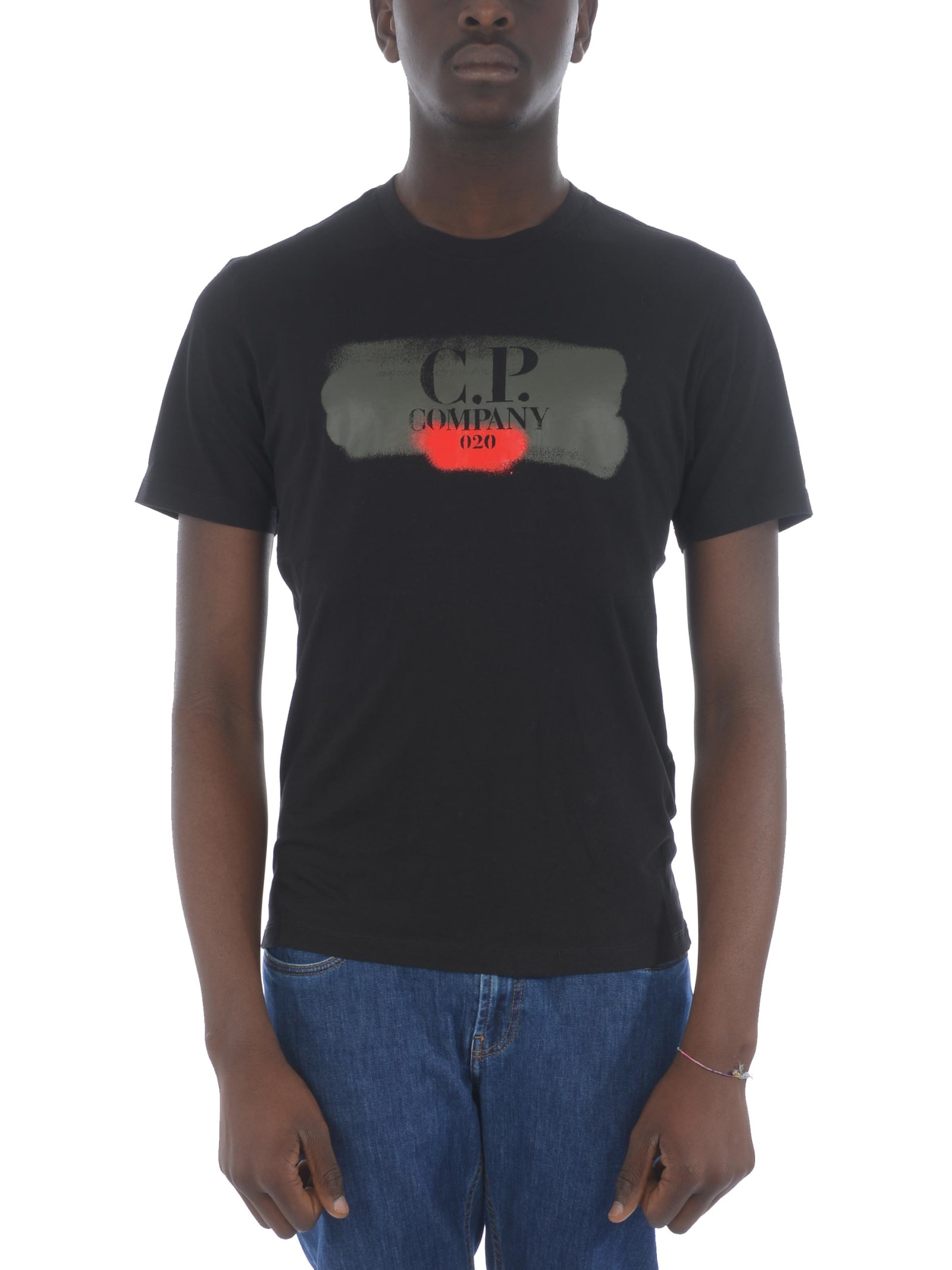 C.P. Company Short Sleeve T-Shirt