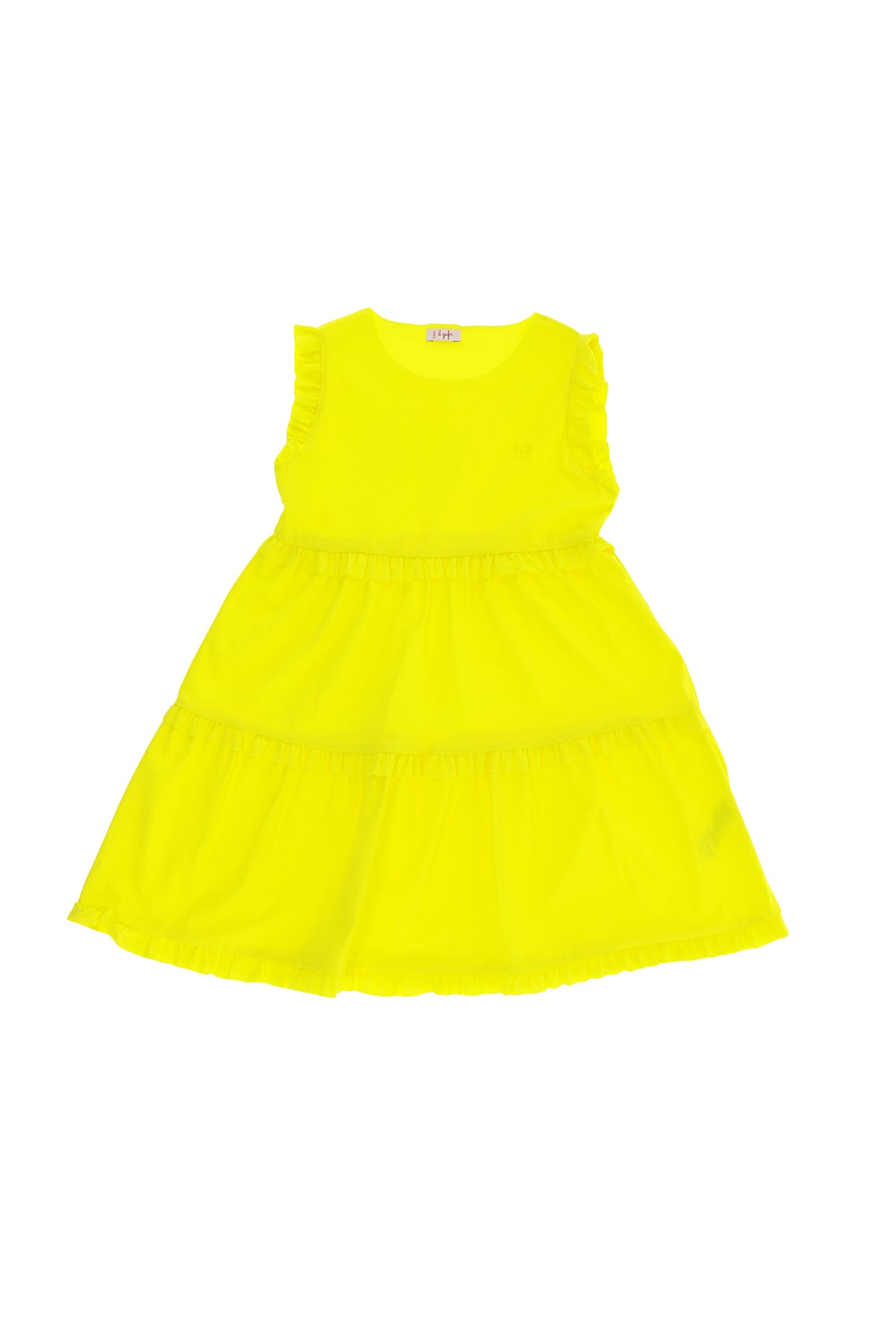 Buy Il Gufo Flounced Dress online, shop Il Gufo with free shipping