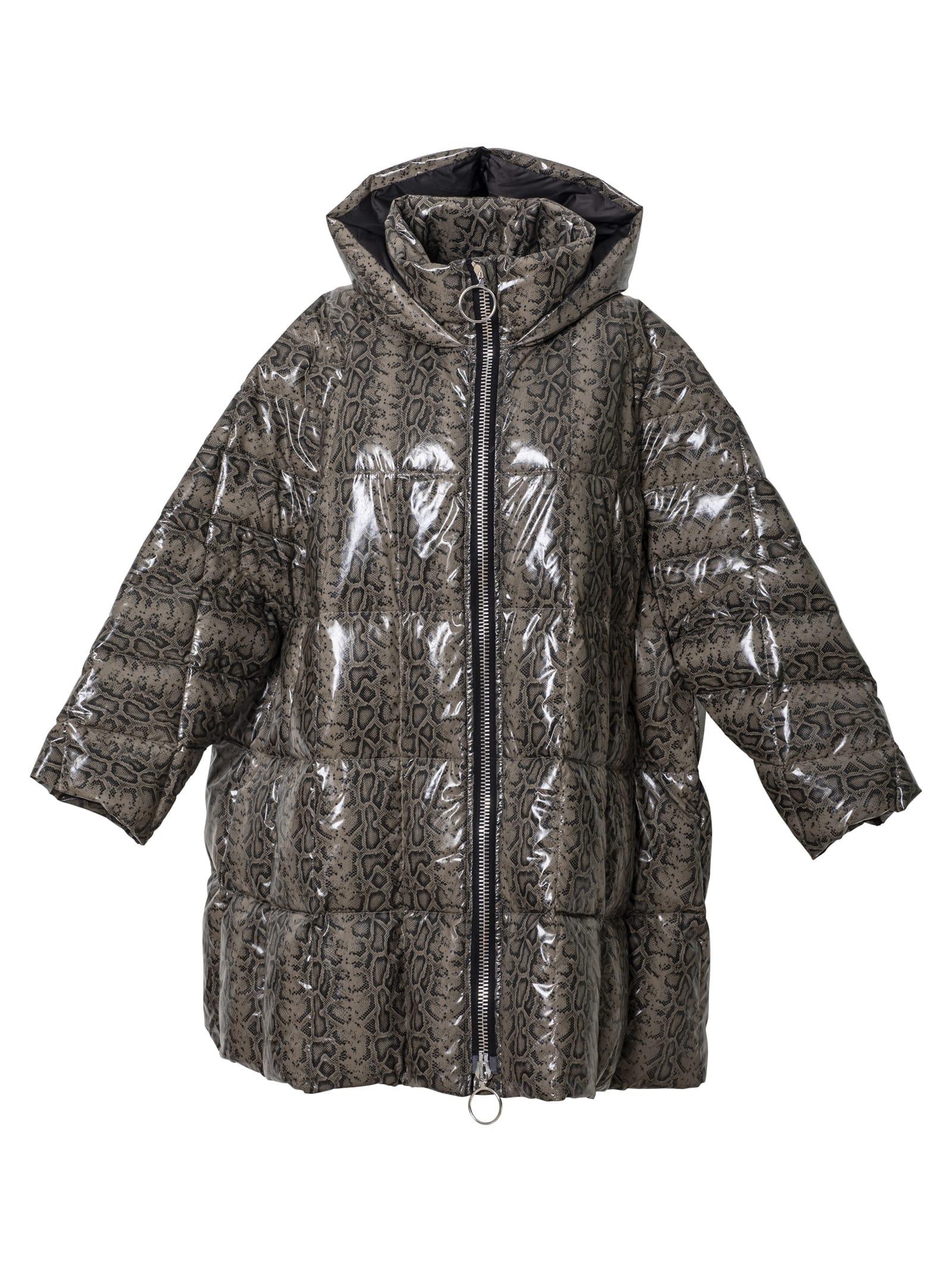 Photo of  IENKI IENKI Puffer Coat- shop IENKI IENKI jackets online sales