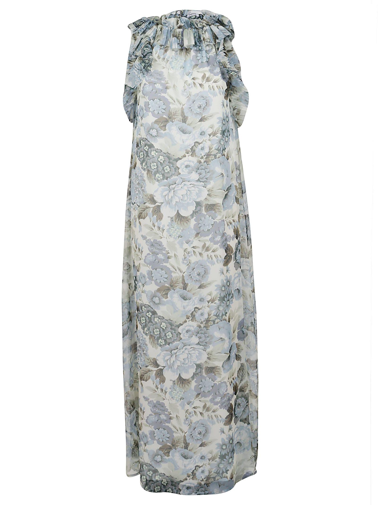 Buy Parosh Maxi Dress online, shop Parosh with free shipping
