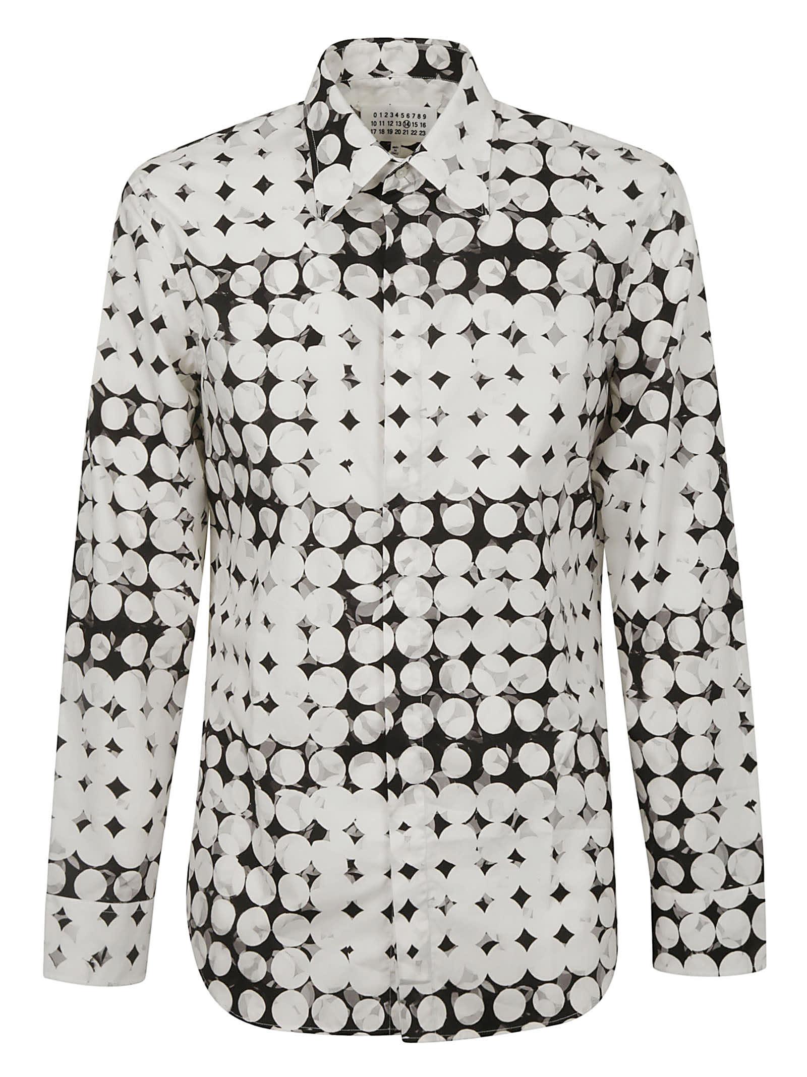 Maison Margiela All-over Printed Shirt