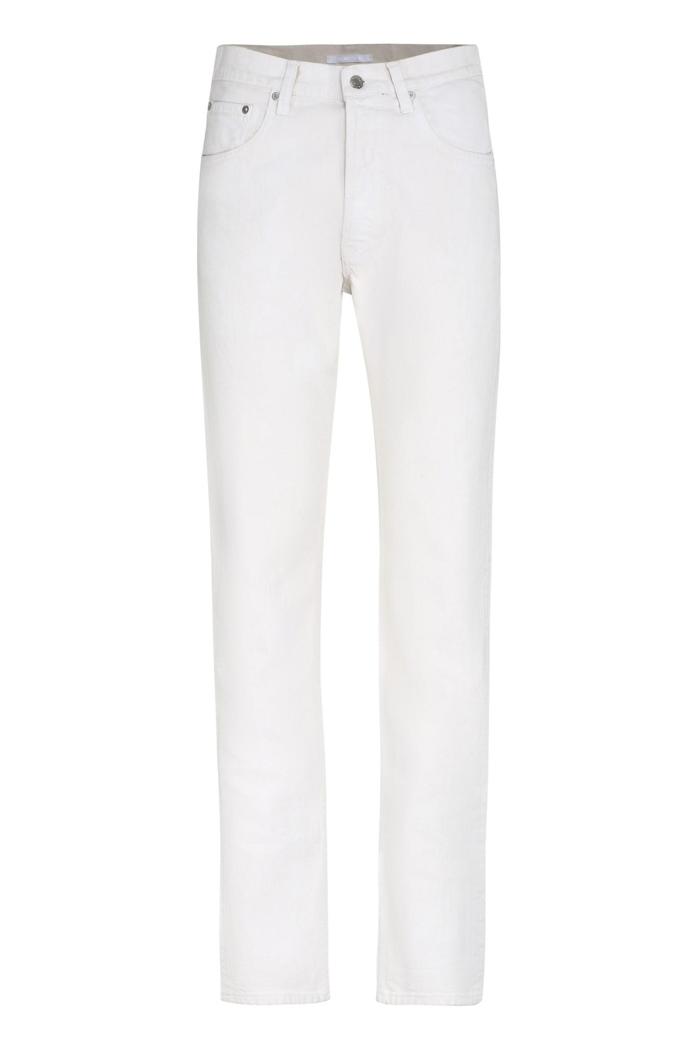 Helmut Lang 5-pocket Jeans