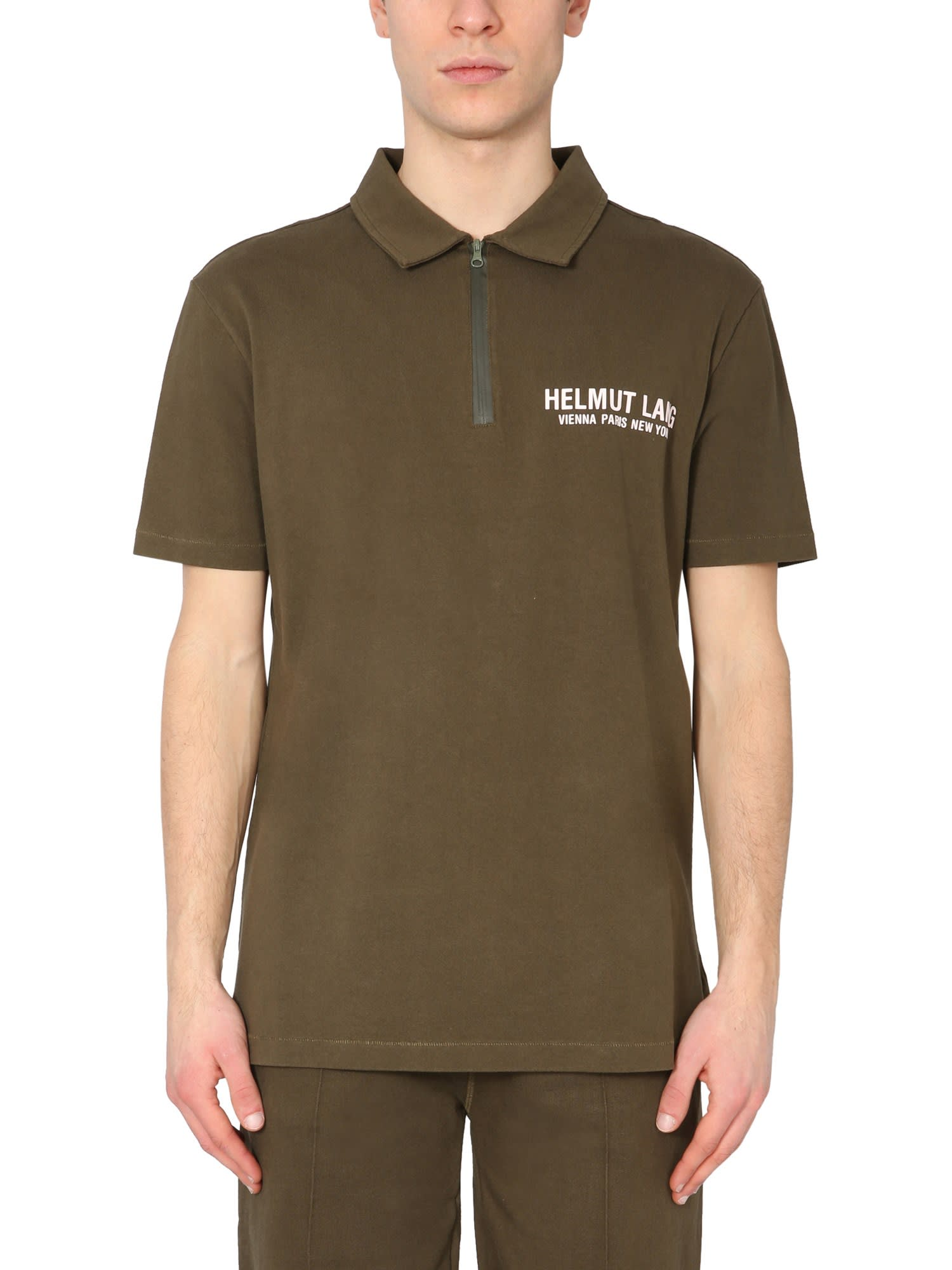 Helmut Lang Polos REGULAR FIT POLO