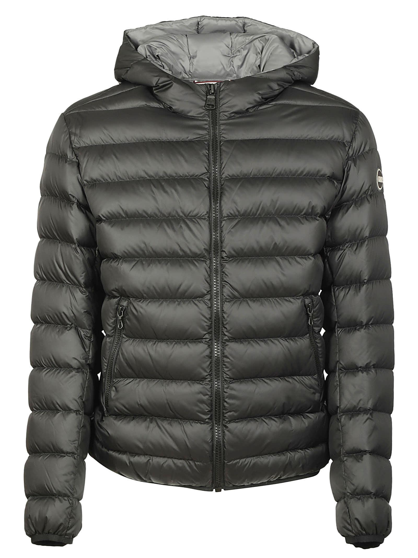 Colmar Zip Hooded Padded Jacket