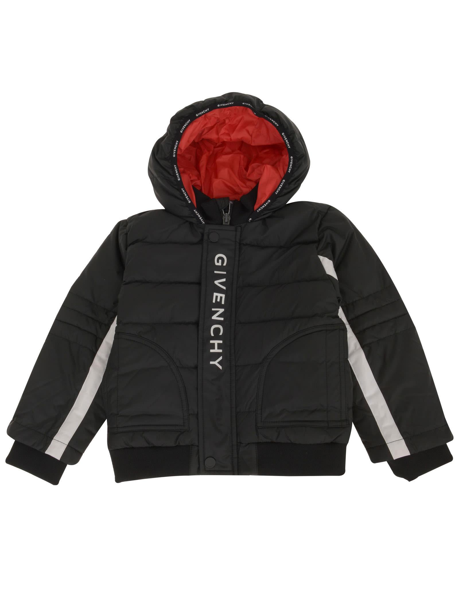 Givenchy Babies' Jacket  Kids In Black