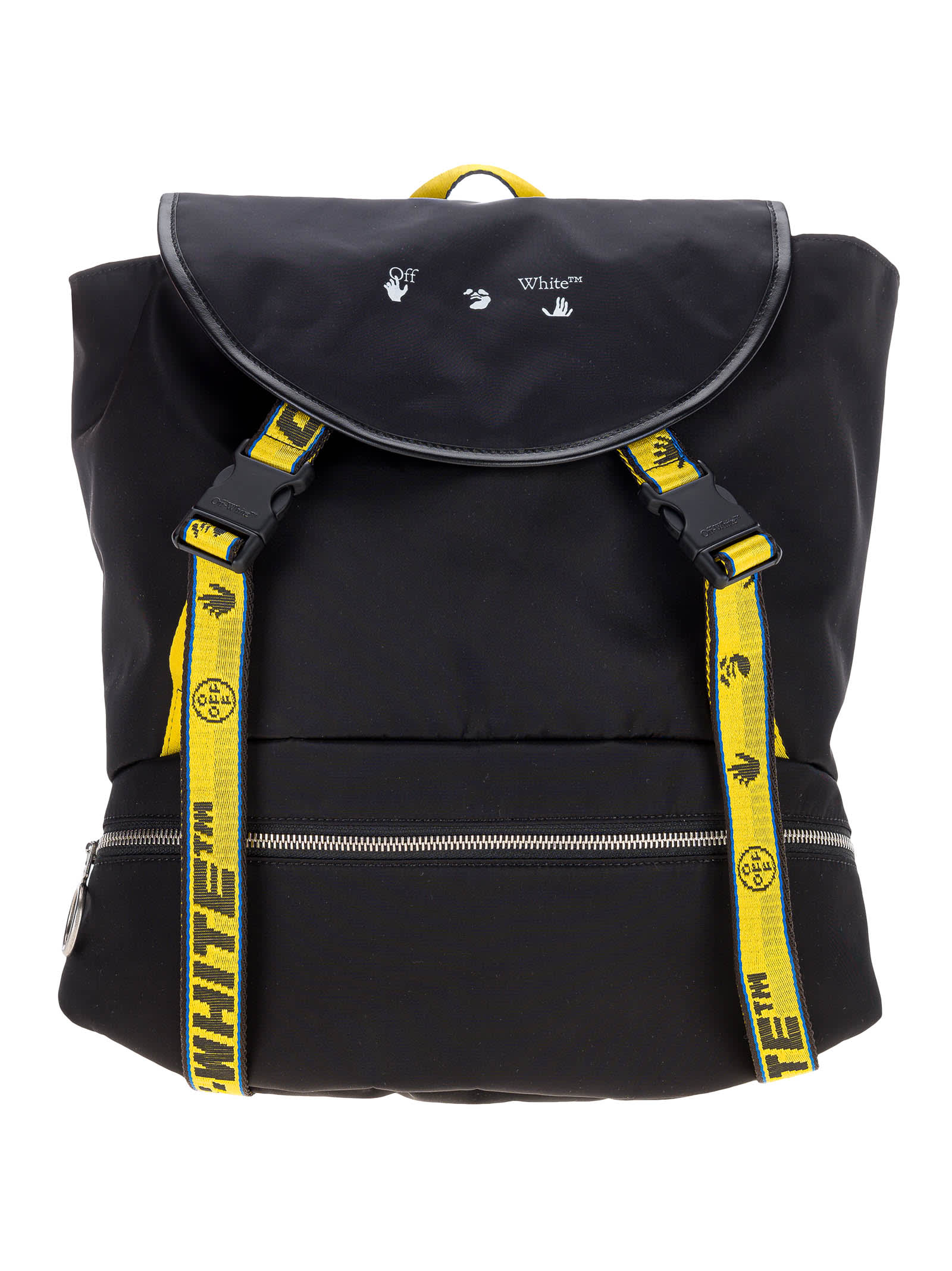 Off-White Canvases OFF WHITE LOGO BACKPACK