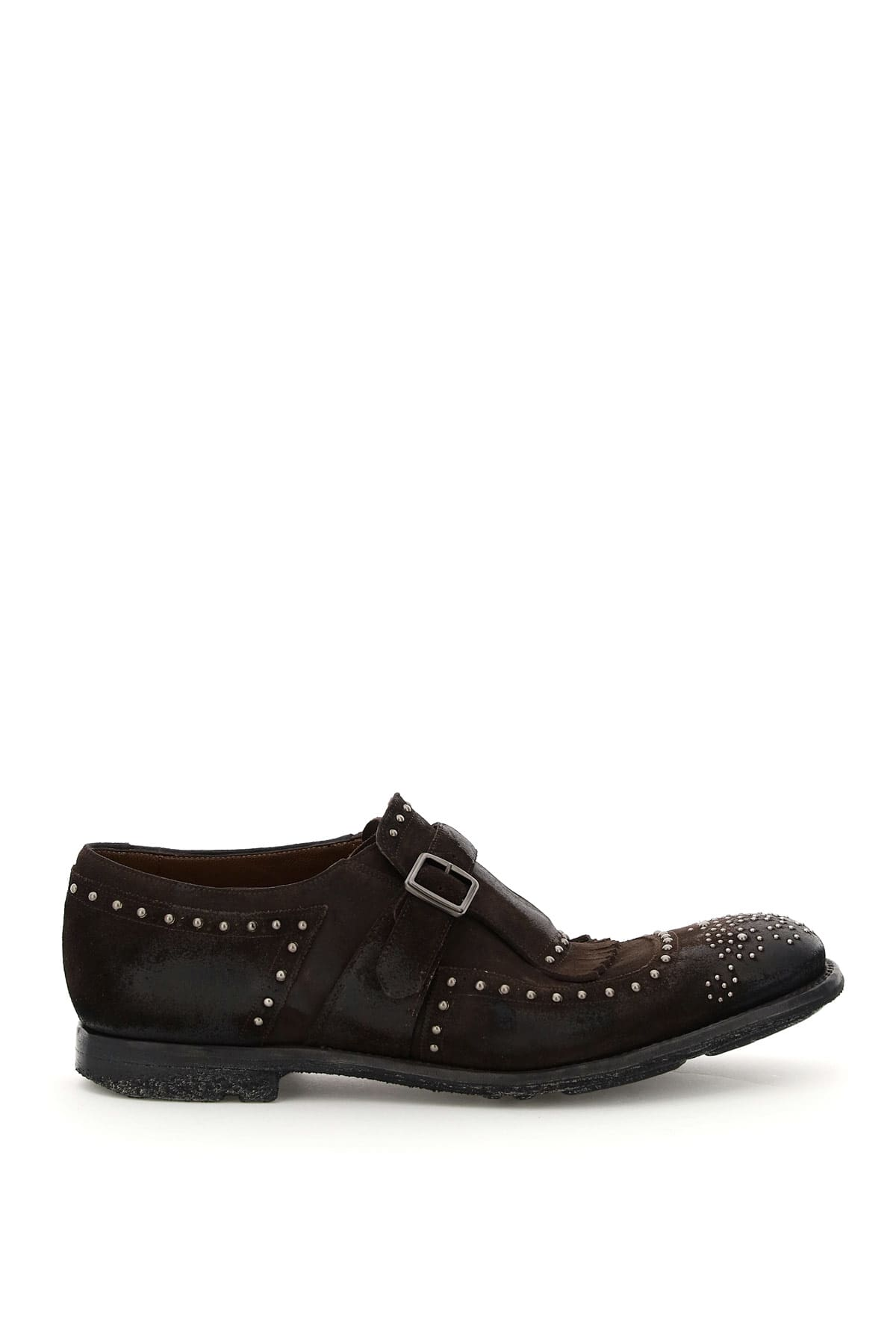 Church's SHANGHAI MONK SHOES WITH STUDS