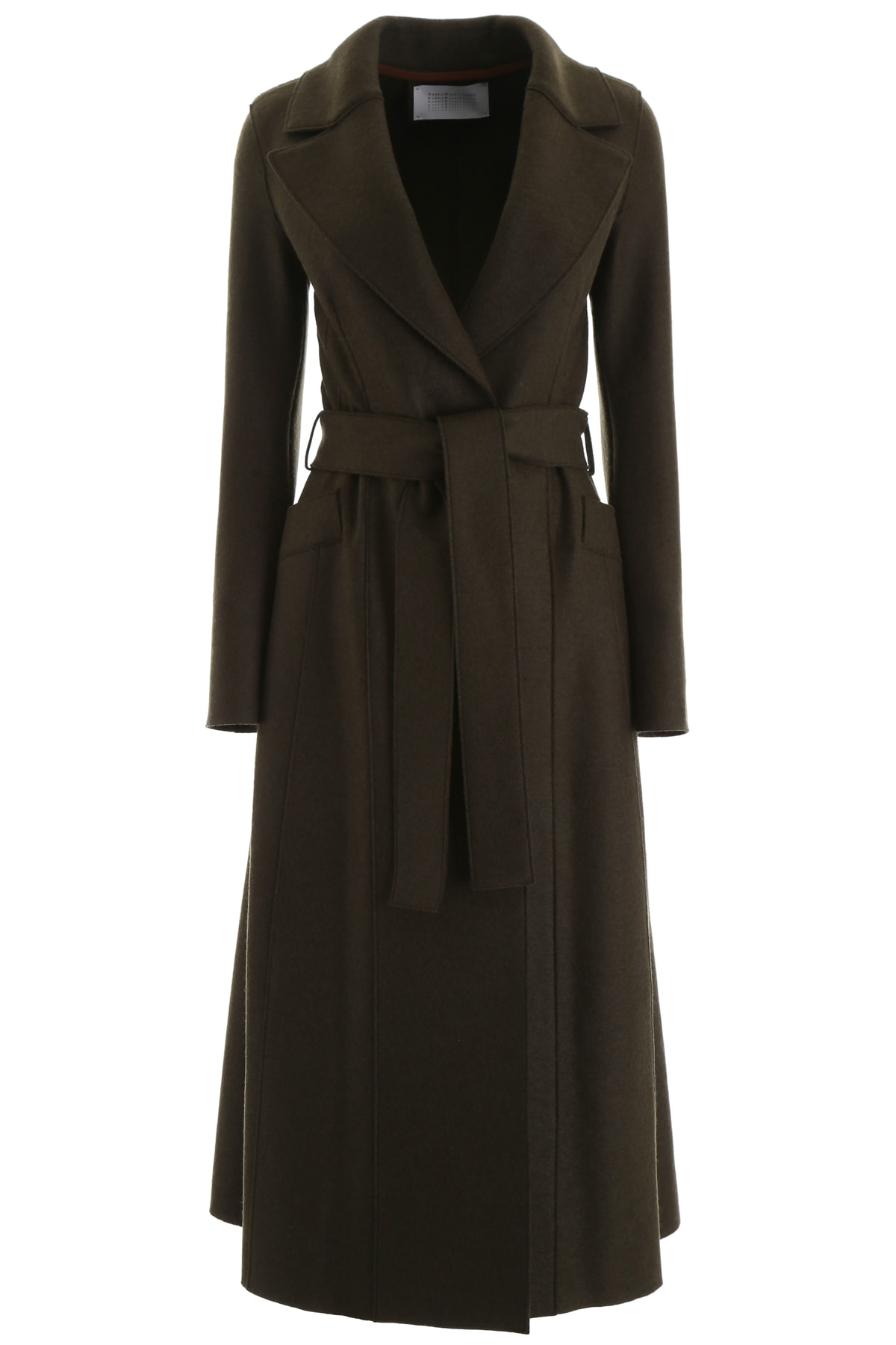 Harris Wharf London Belted Coat