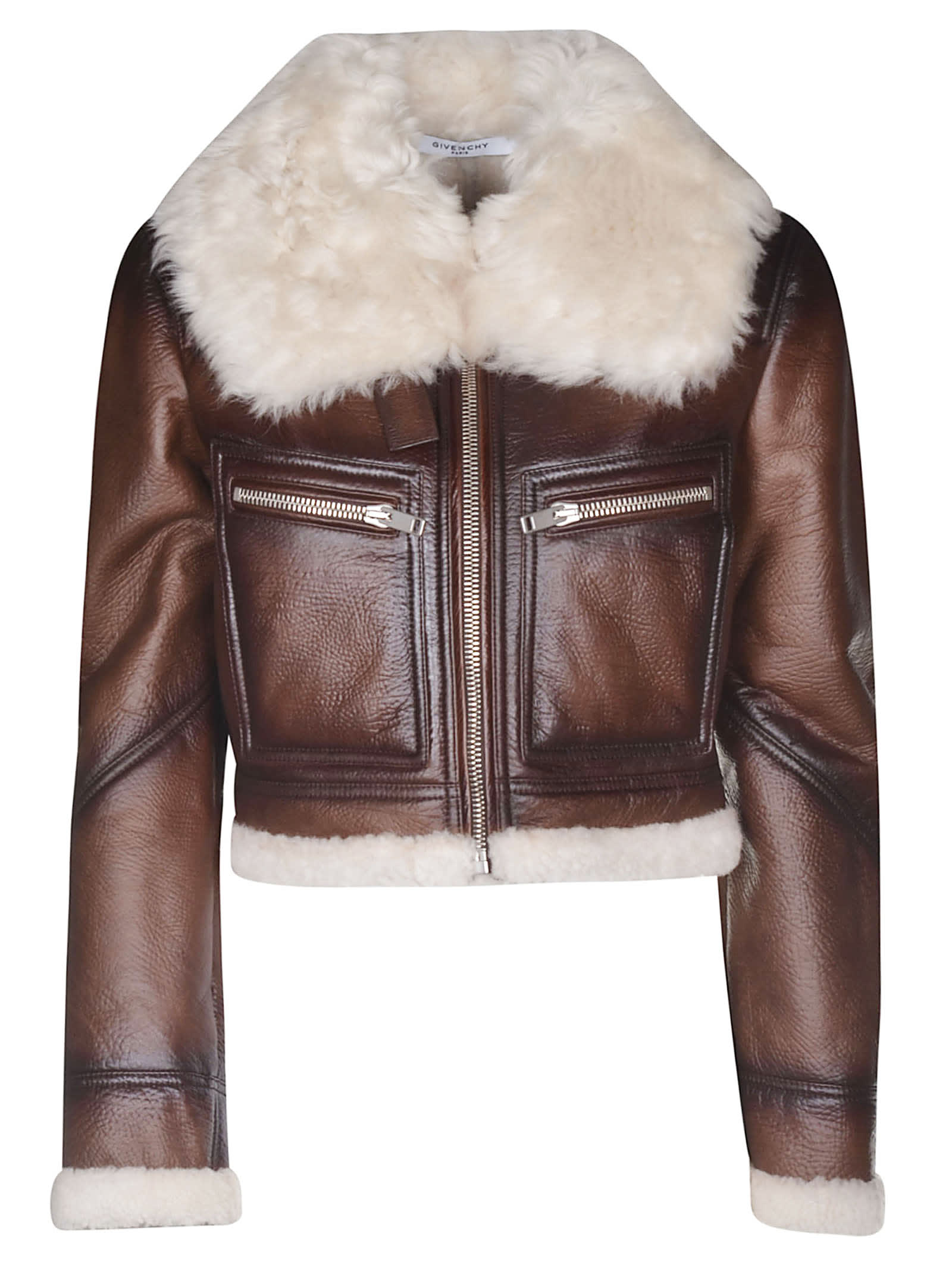 Givenchy Shearling Jacket