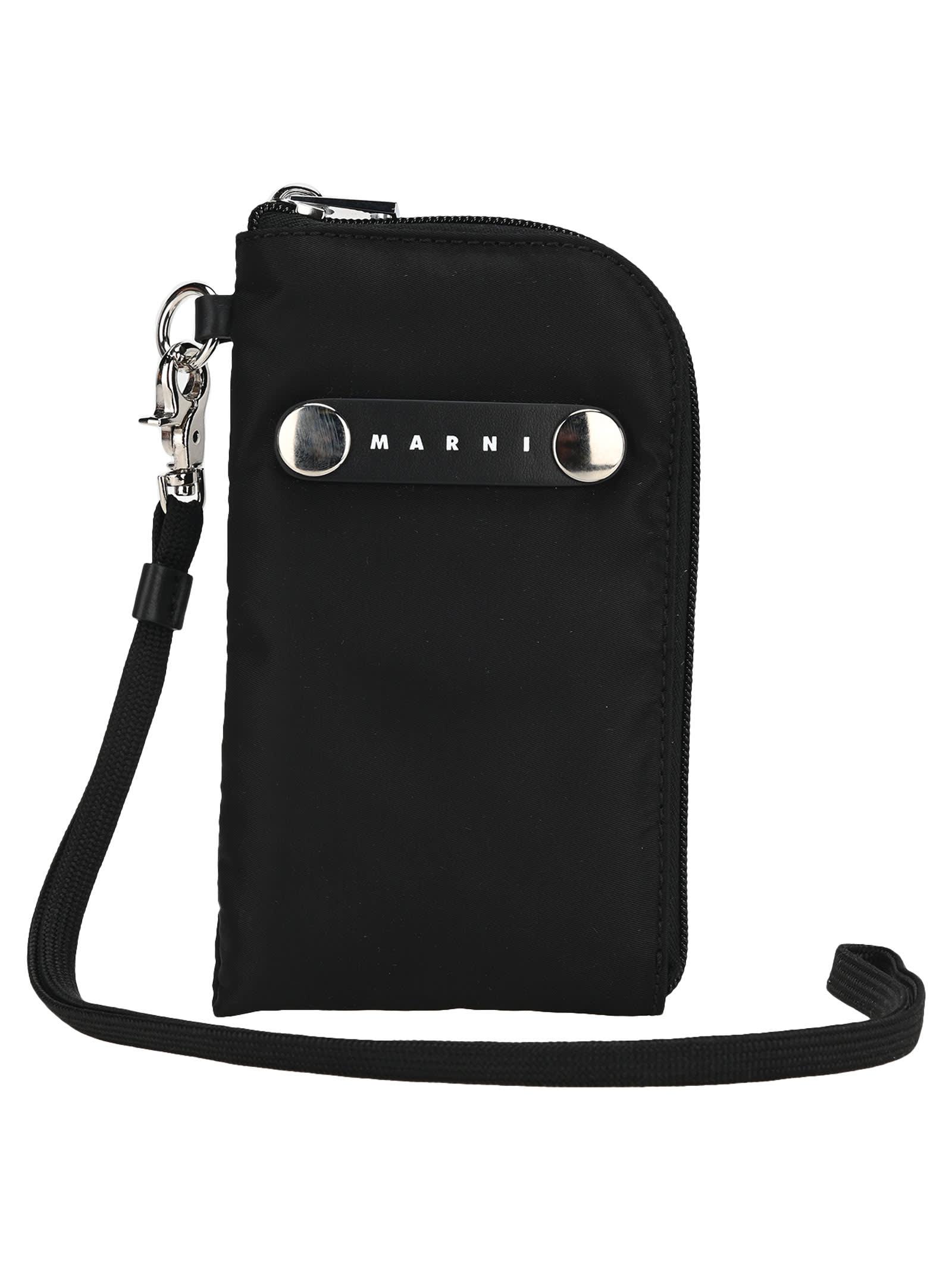 Marni Neck-strap Phone Case