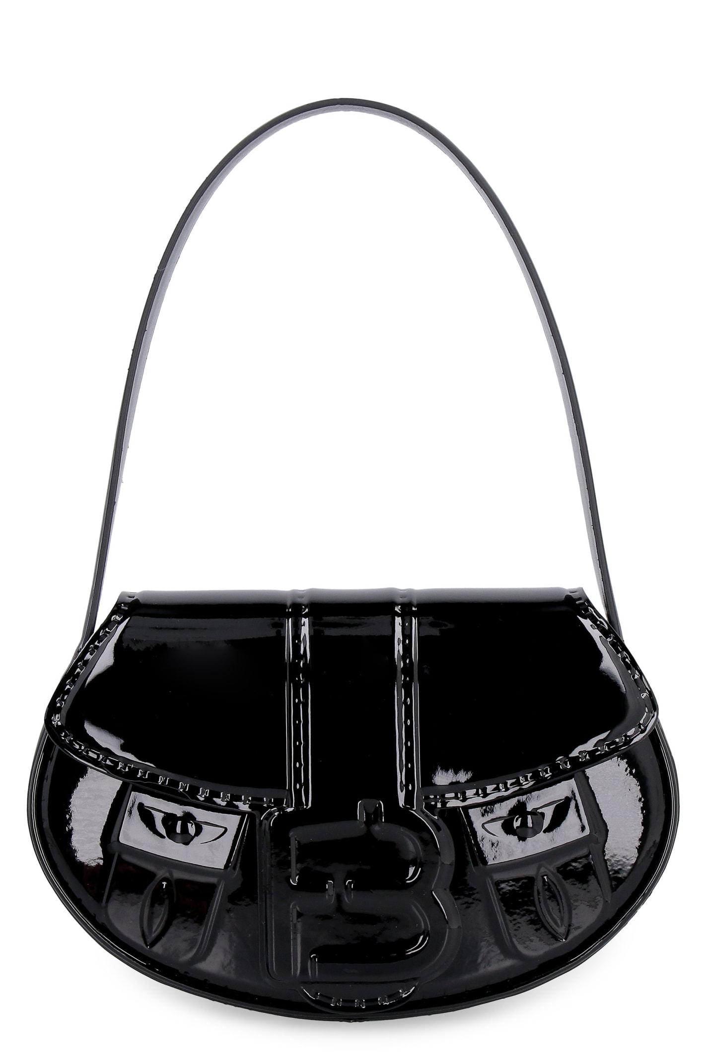 My Boo Patent Leather Handbag