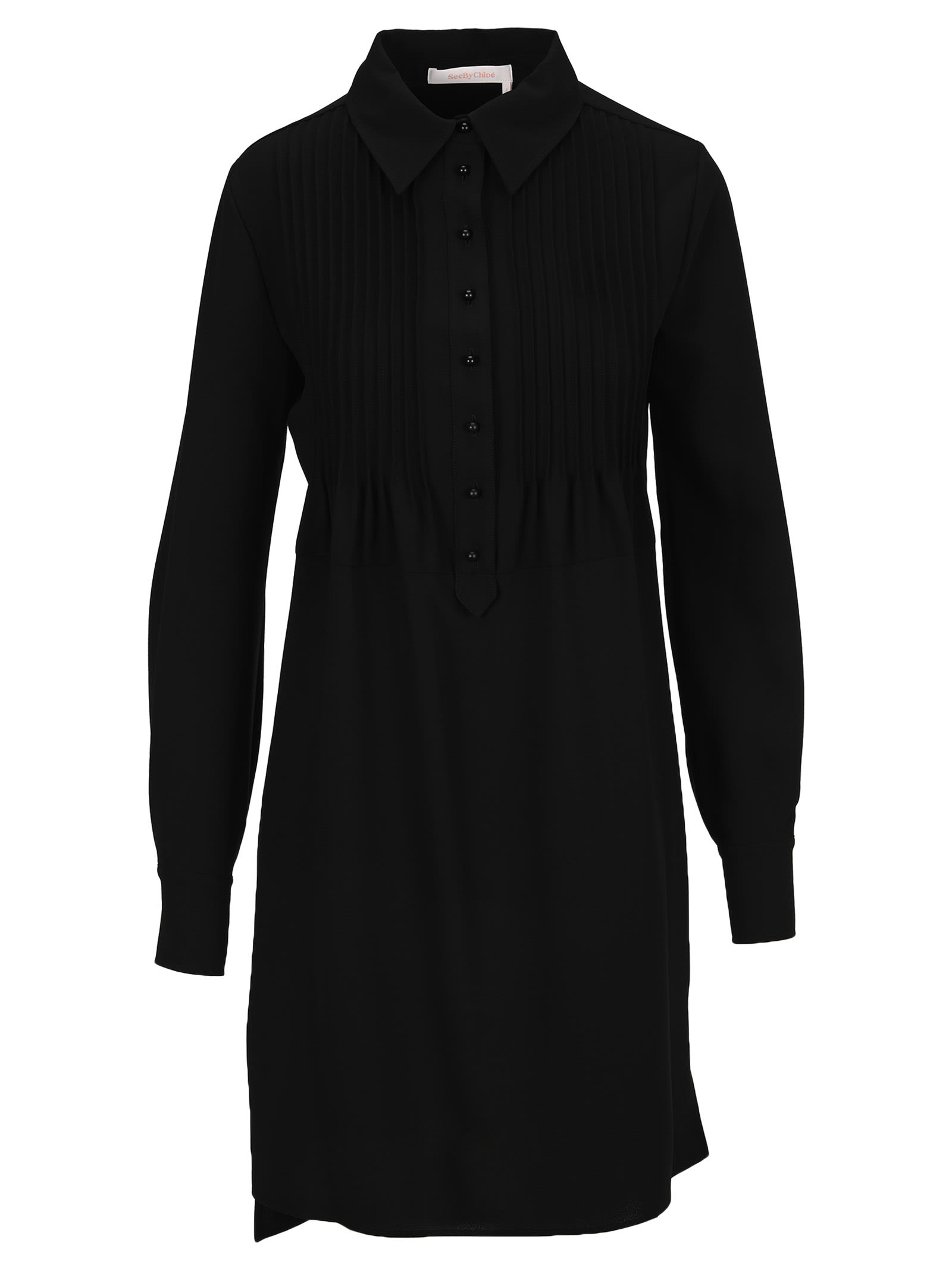 See By Chloe Shirt Dress