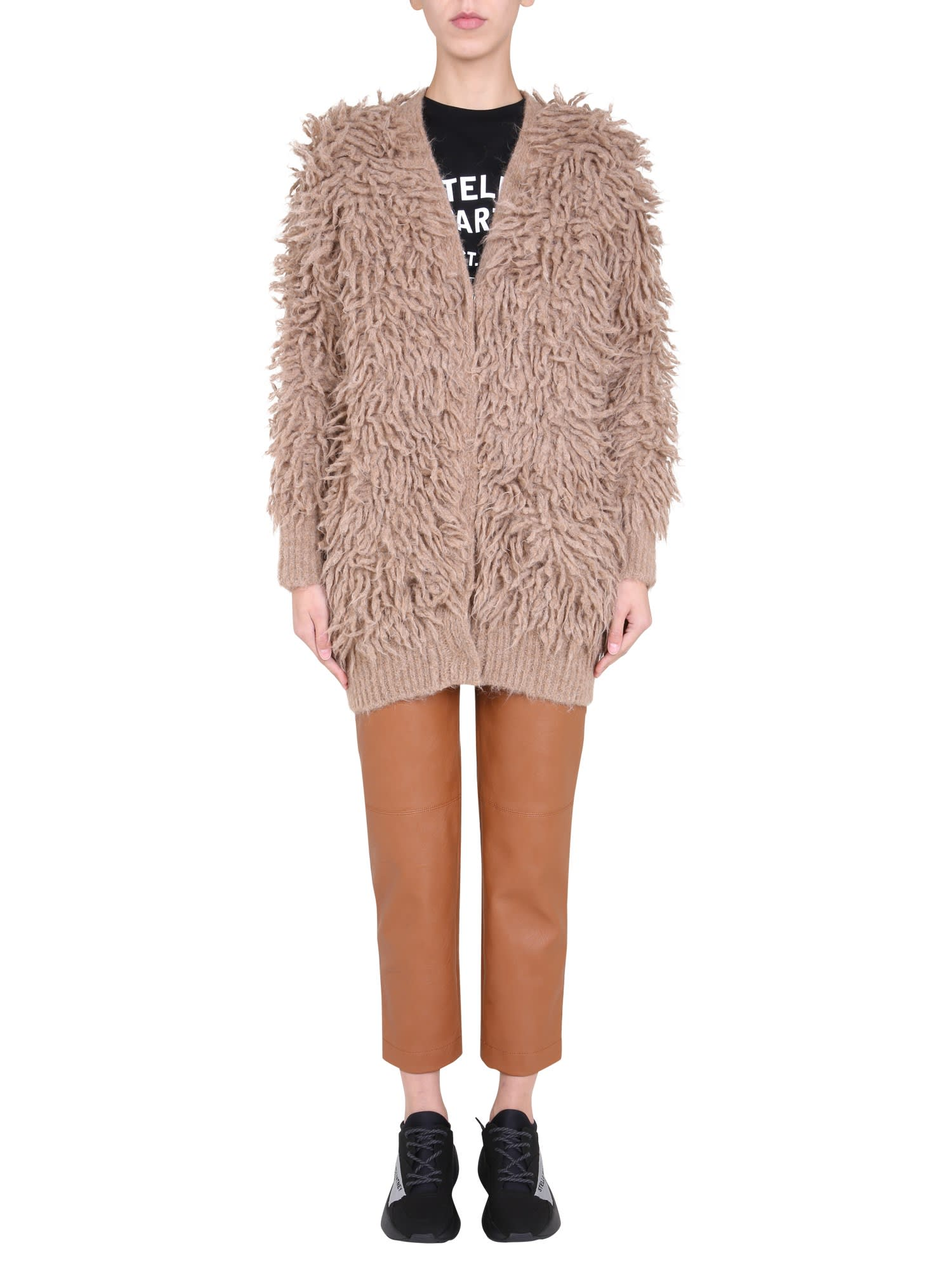 Stella Mccartney Cardigans KNITTED CARDIGAN