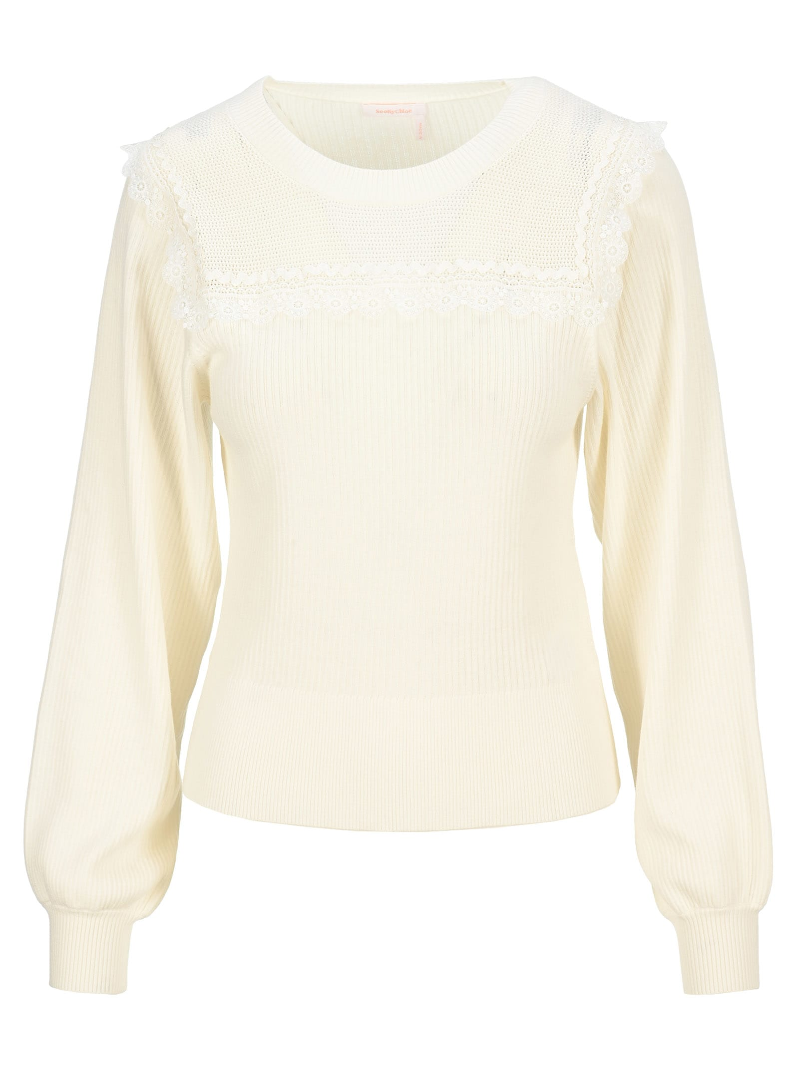 See By Chloé SEE BY CHLOE ROMANTIC KNIT