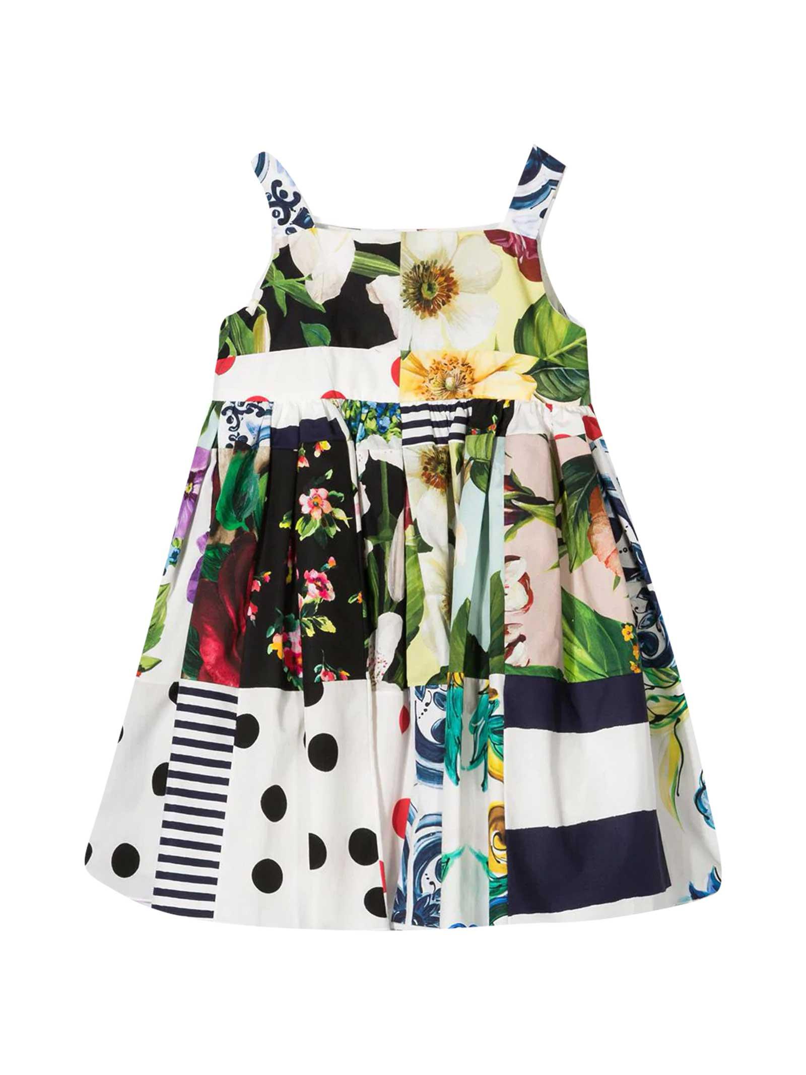 Dolce & Gabbana Dresses PATTERNED DRESS