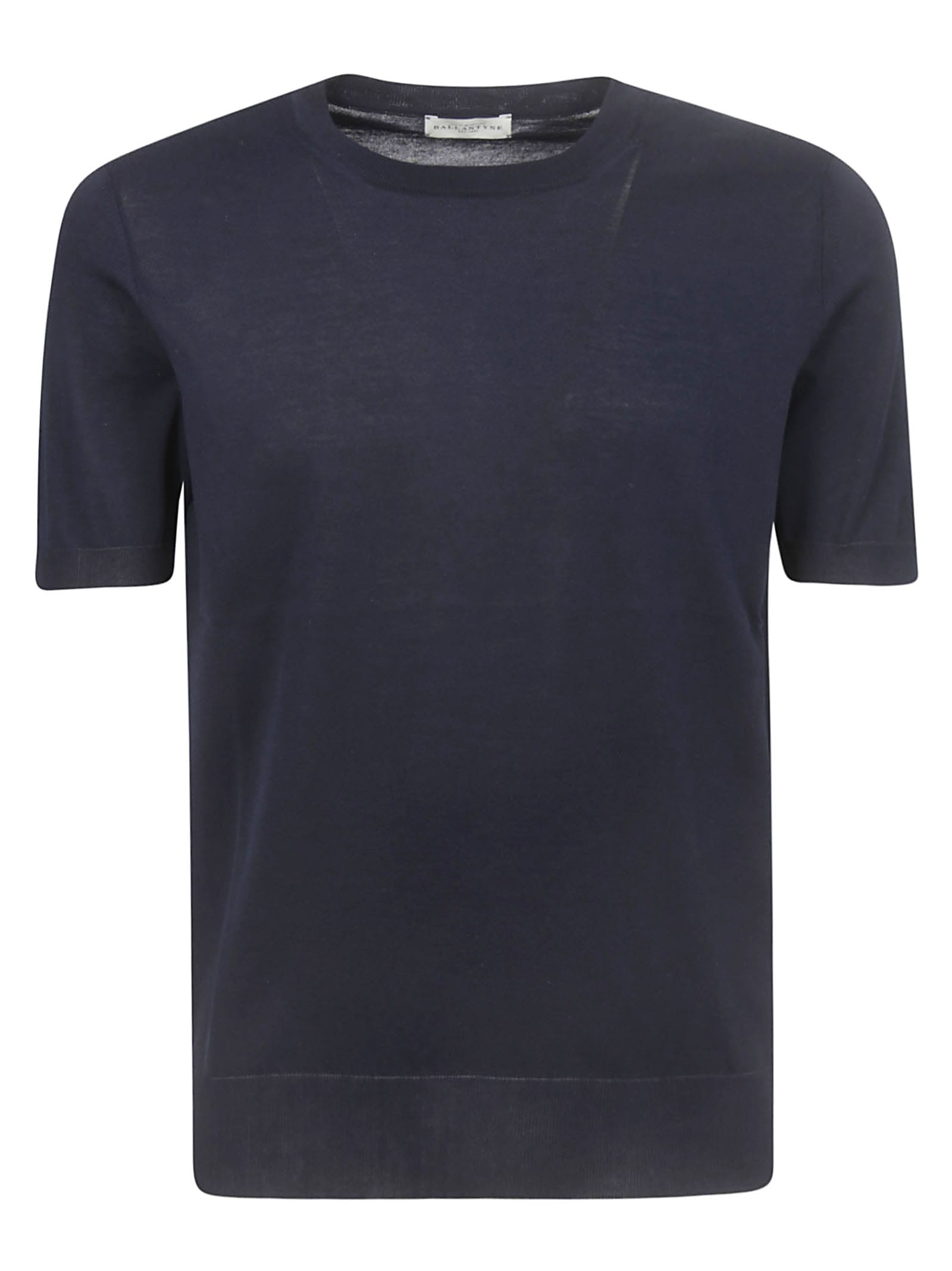 Ballantyne Knitted T-shirt