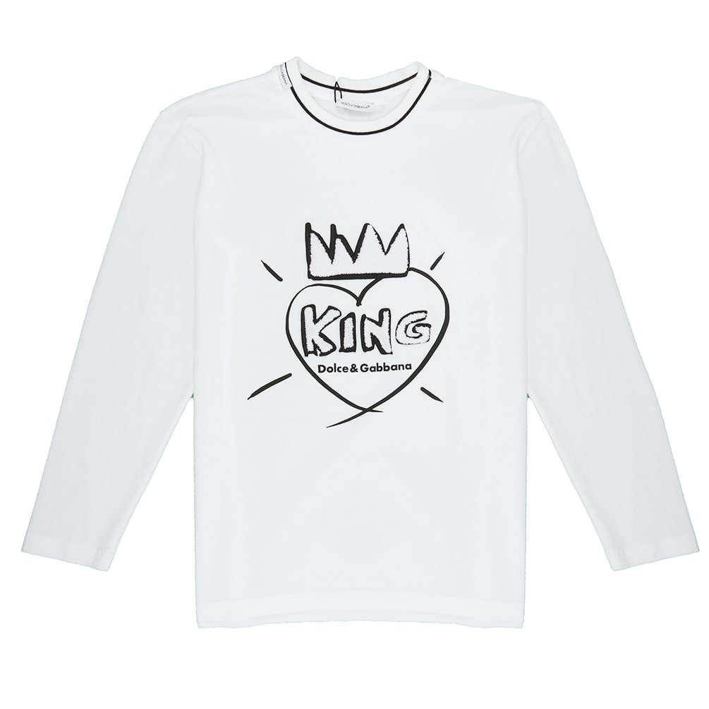 I Love Cuore Tuvalu KIDS T-SHIRT