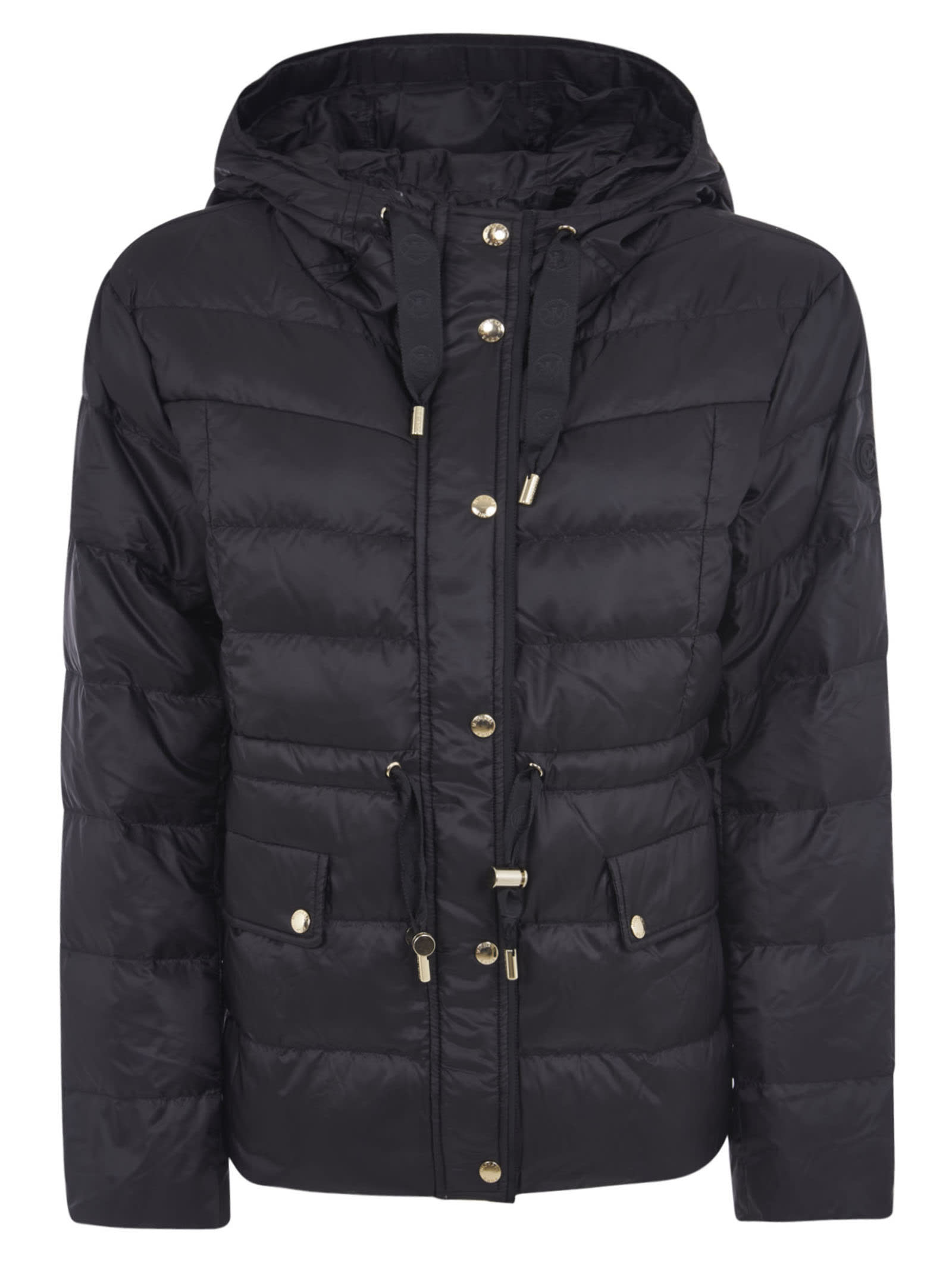 Michael Kors BUTTONED PADDED JACKET