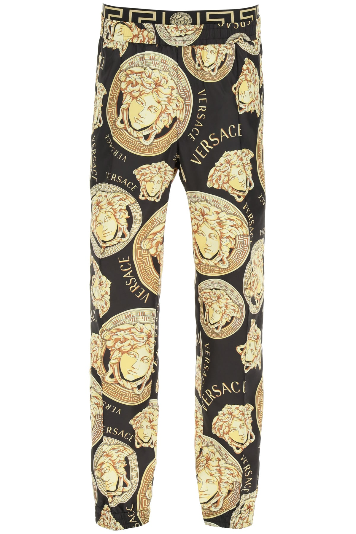Versace Amplified Medusa Print Trousers