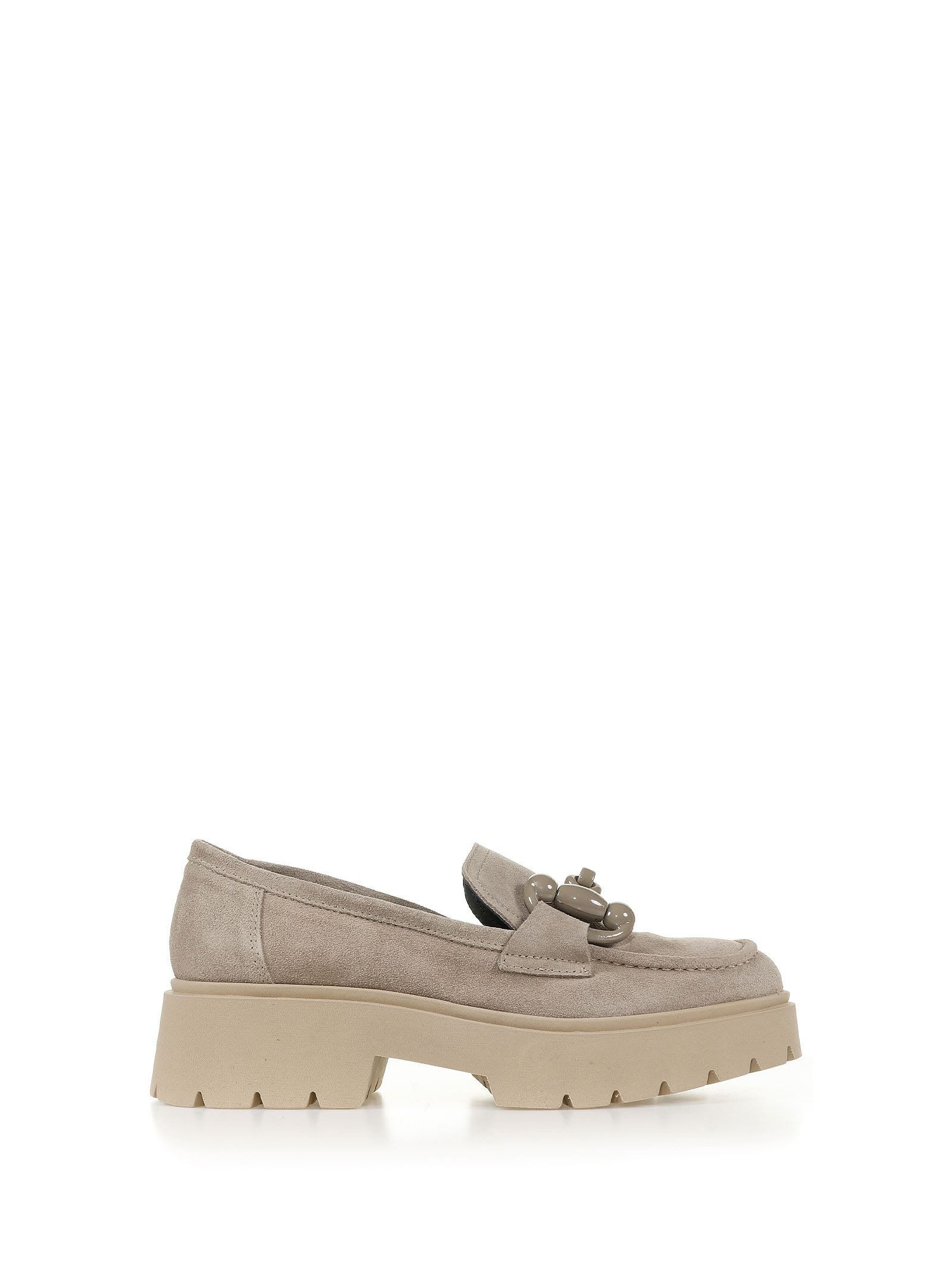 Loafer With Maxi Sole