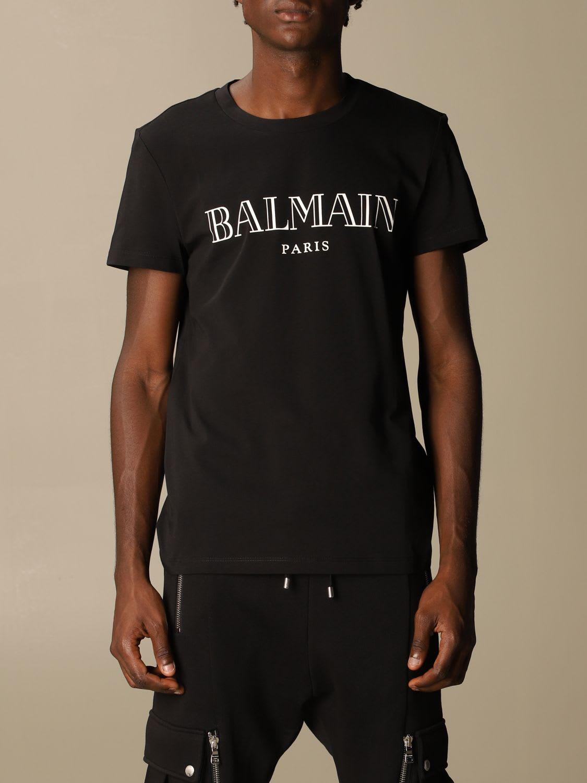 Balmain T-shirt T-shirt Men Balmain