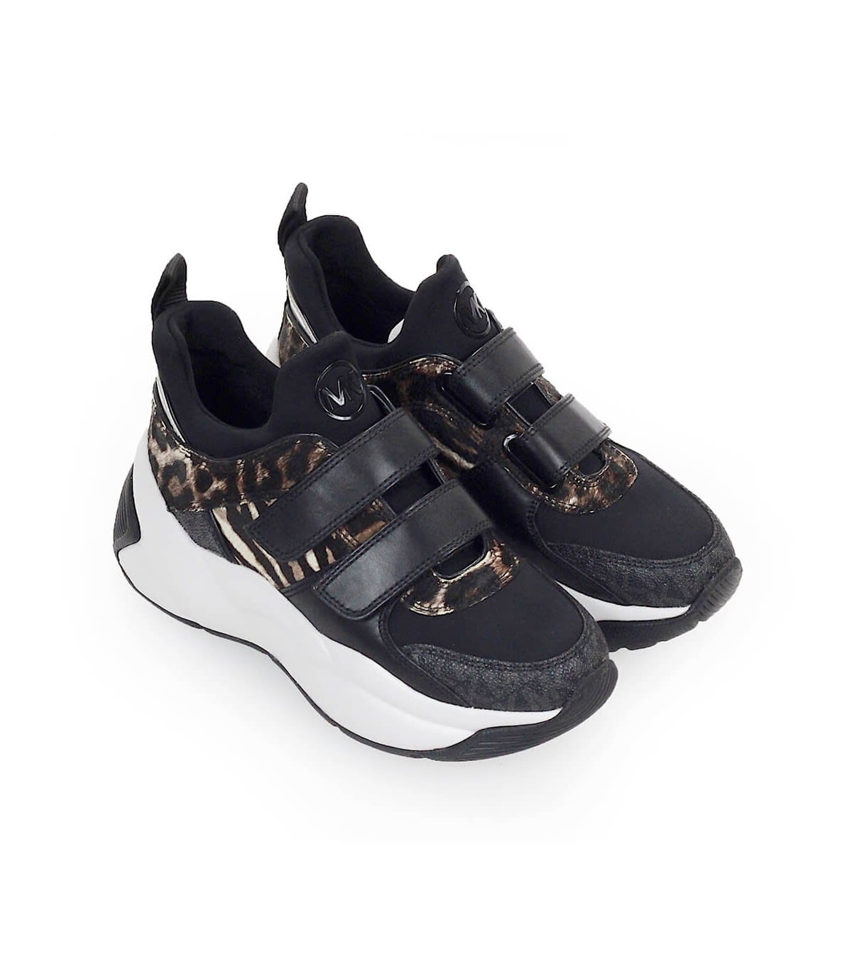 Best Authentic Michael Kors Keeley Trainer Animalier Sneaker - Great Deals