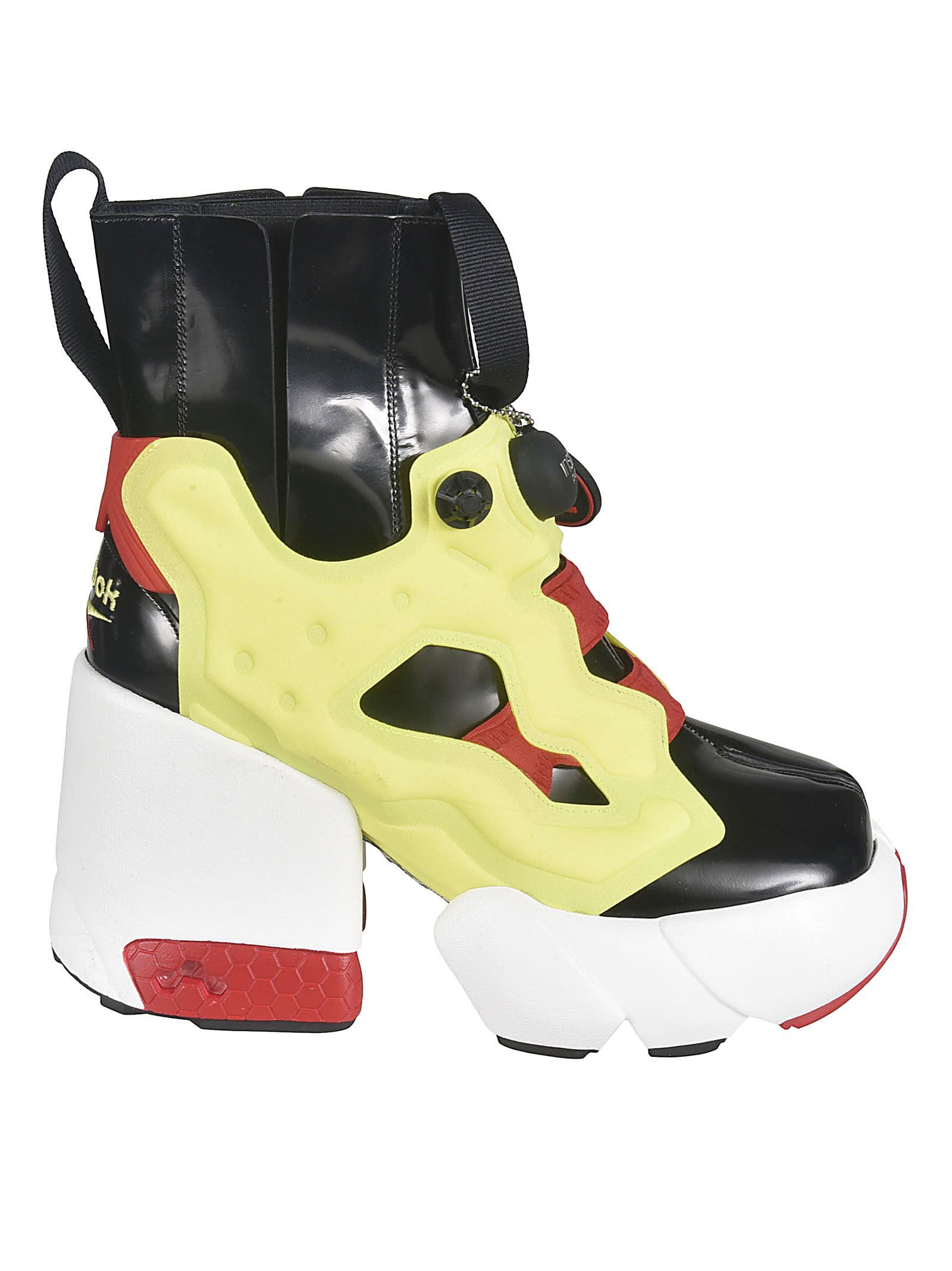 Buy Maison Margiela Tabi Instapump Fury Hi Boots online, shop Maison Margiela shoes with free shipping