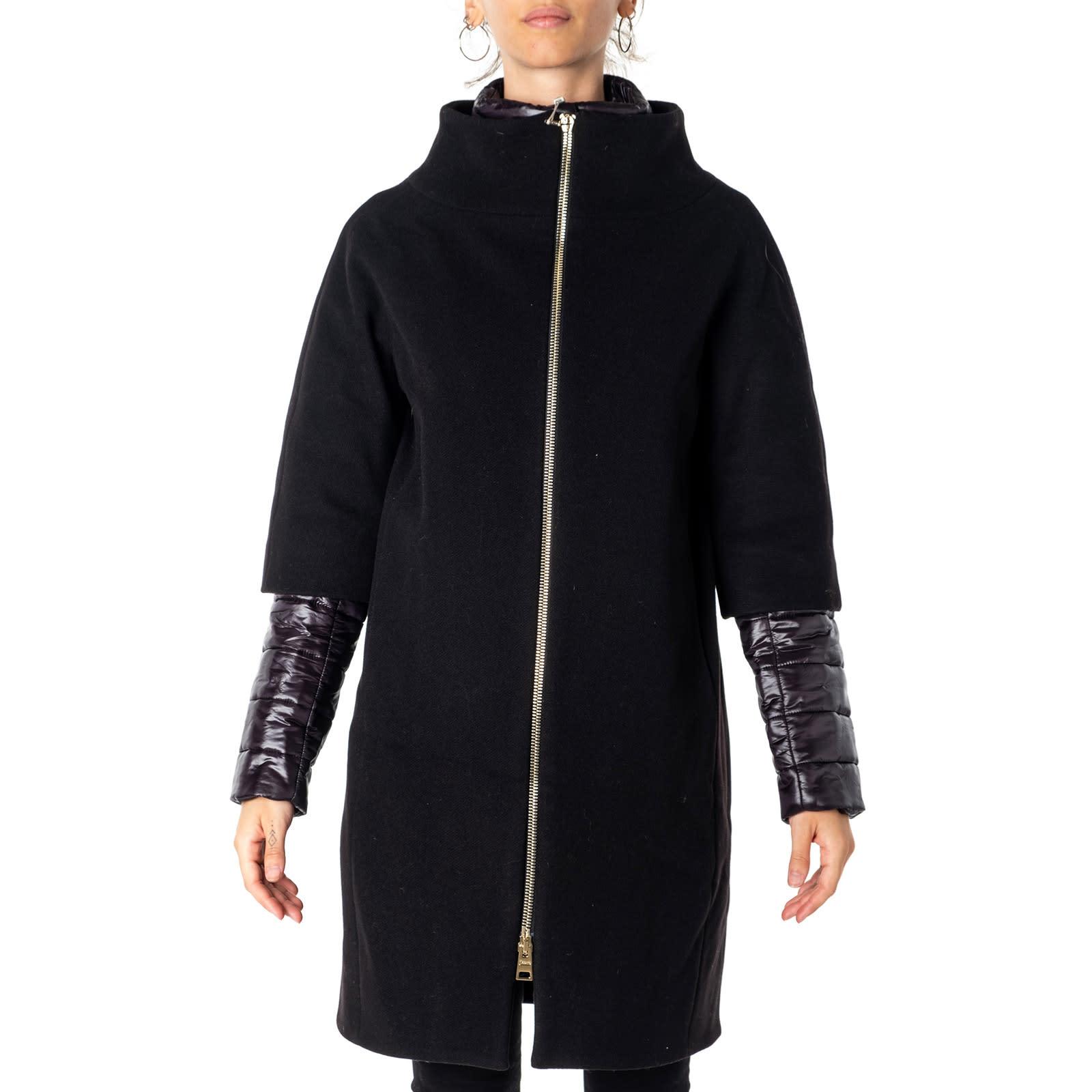 Herno Wool Blend Coat