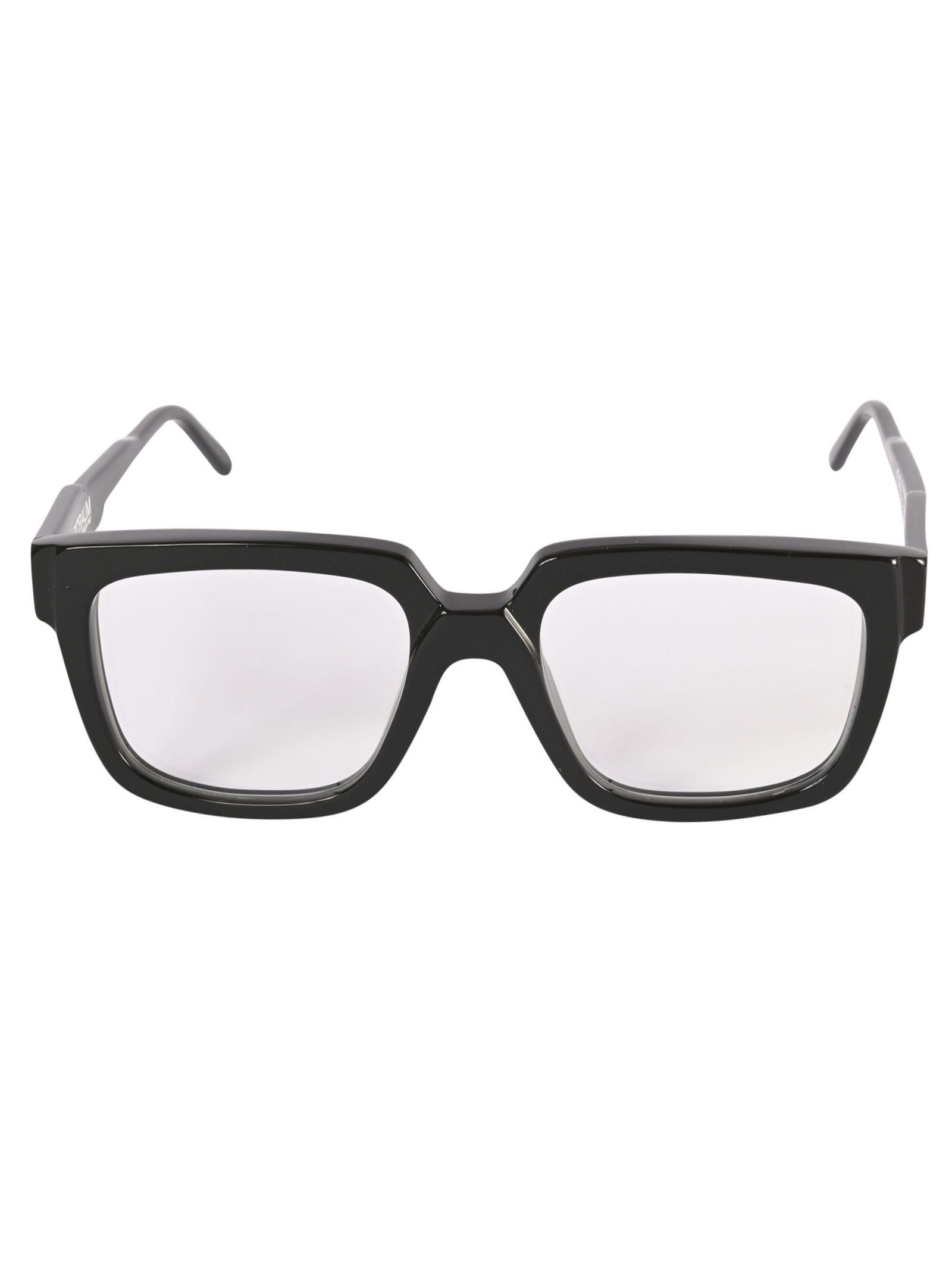 Kuboraum Opticals CLASSIC SQUARE FRAME GLASSES