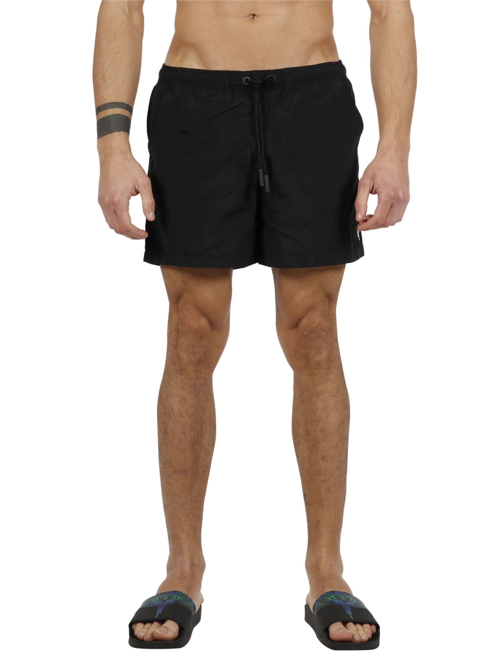 Marcelo Burlon County Of Milan CROSS SWIMMING SHORT