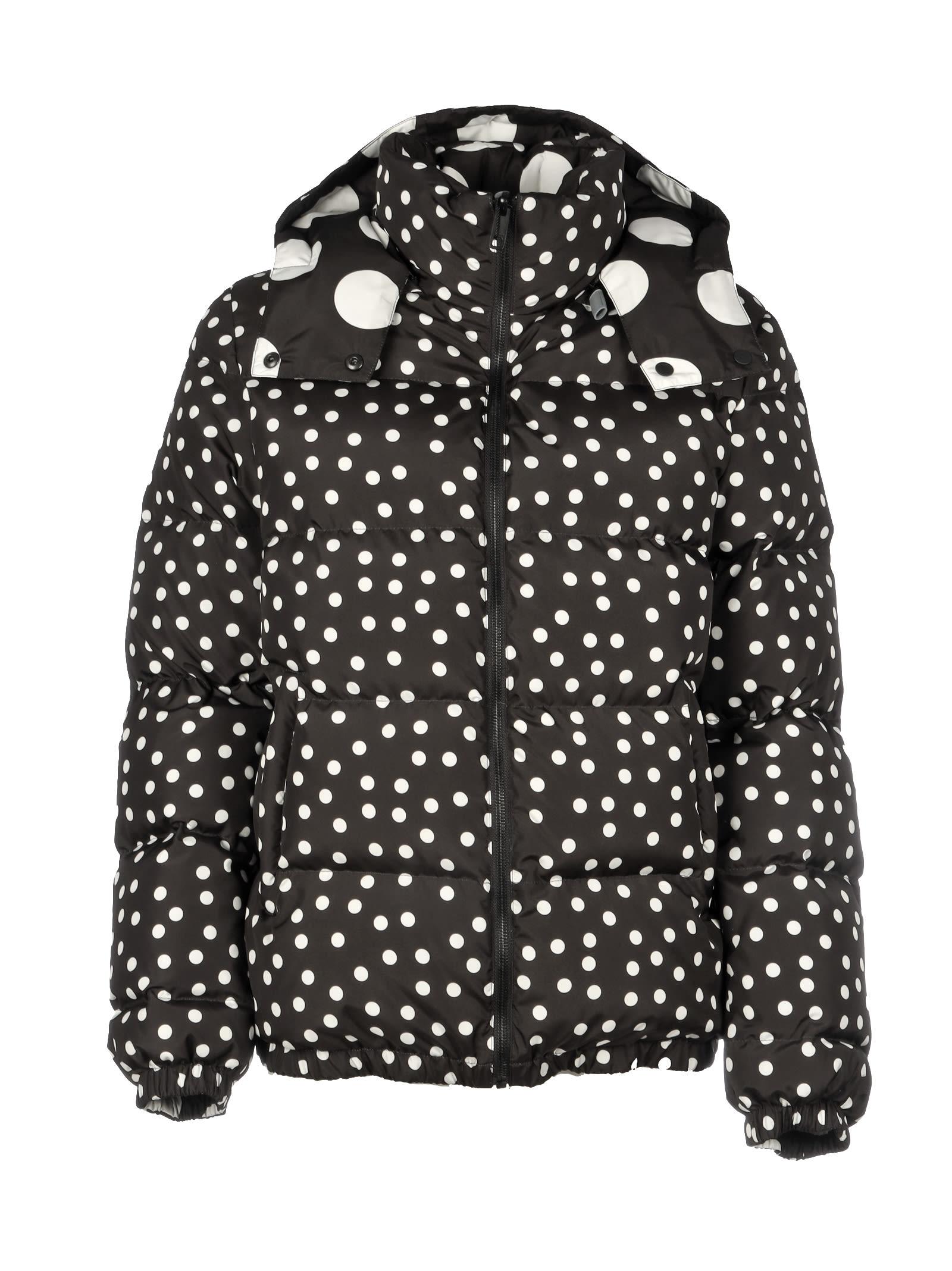 Dolce & Gabbana Print Reversible Pois Jacket