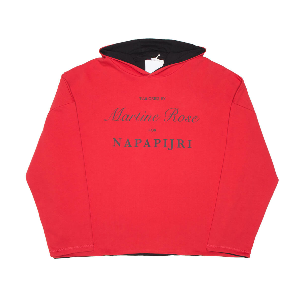 Napa By Martine Rose Cottons B-PARMA HOODIE