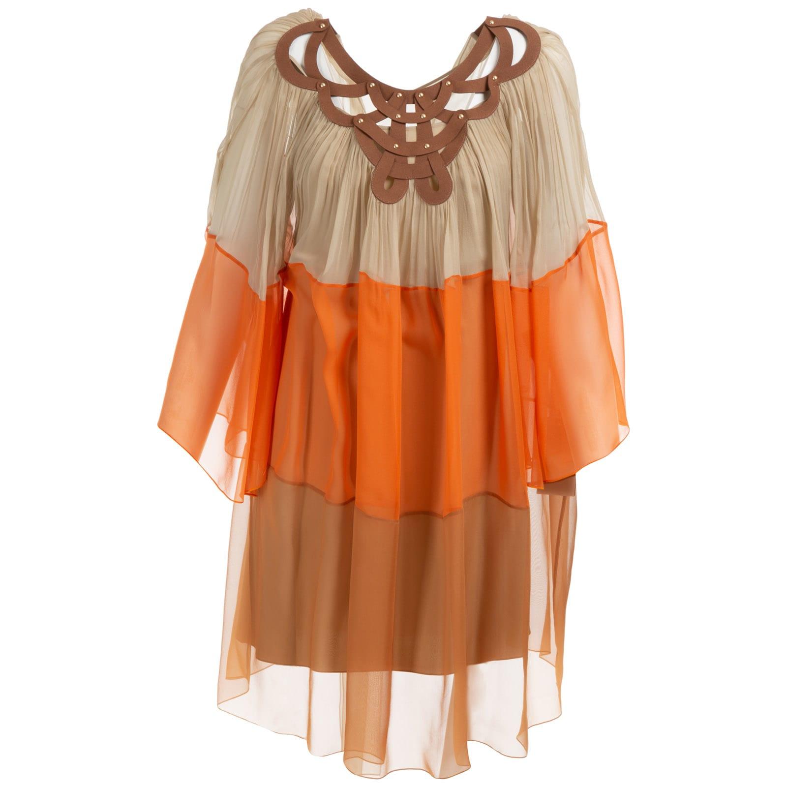 Buy Alberta Ferretti Lobby Boy Knee Length Dresses online, shop Alberta Ferretti with free shipping