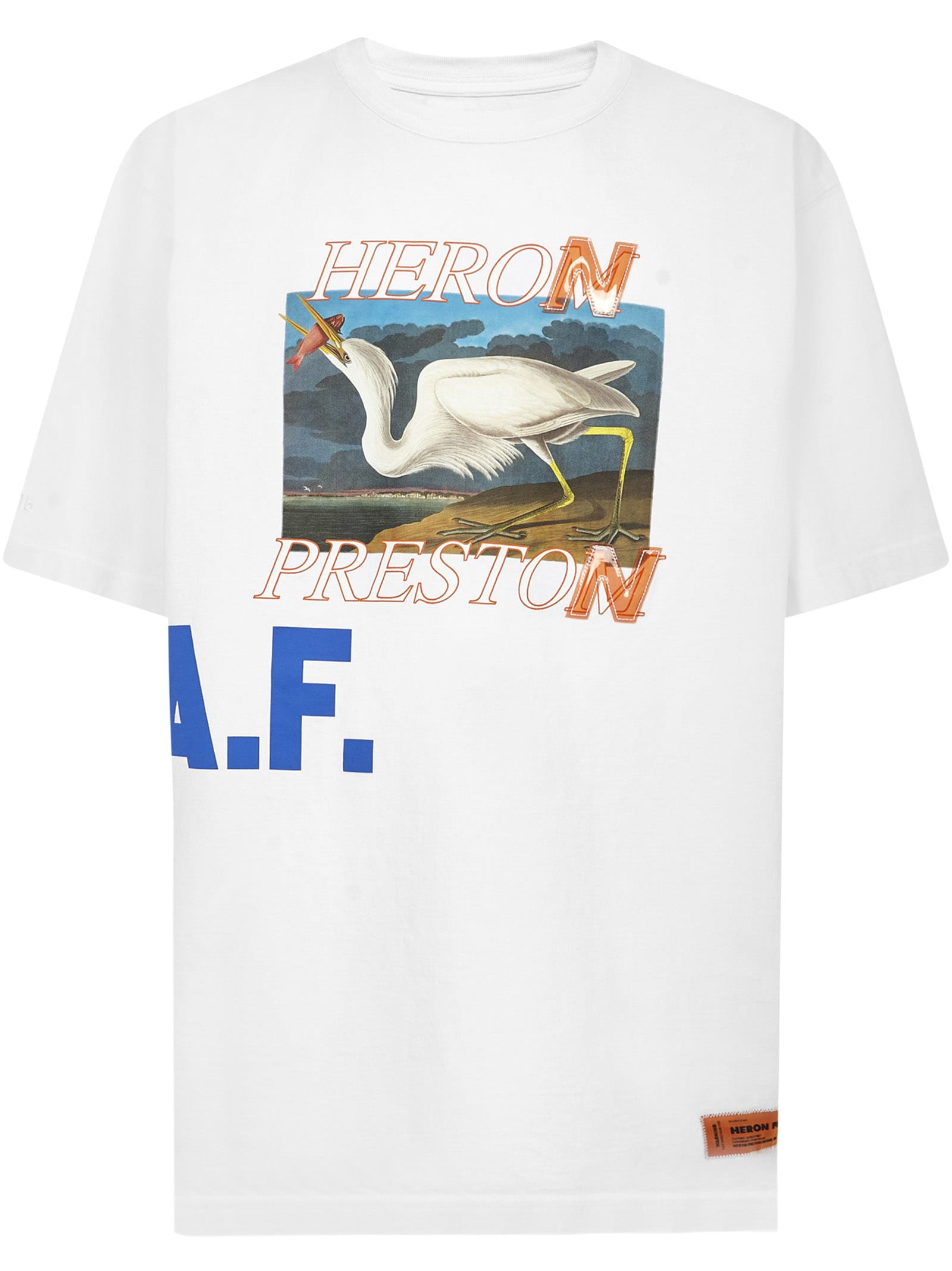Heron Preston Cottons T-SHIRT