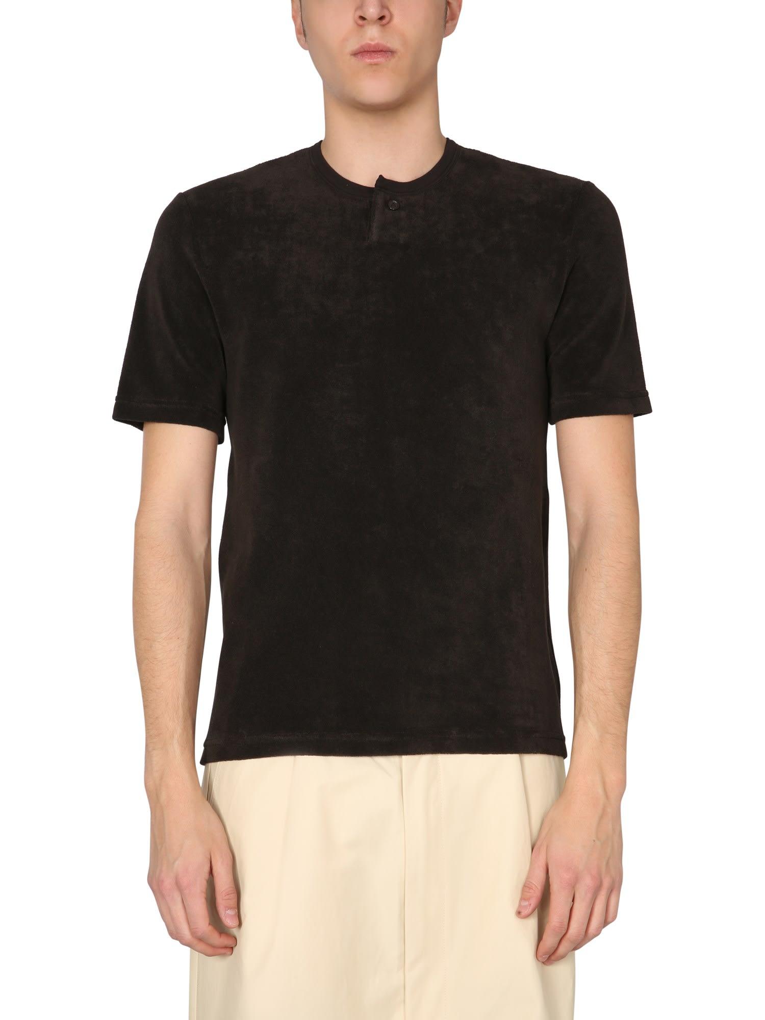 Bottega Veneta T-shirts REGULAR FIT T-SHIRT