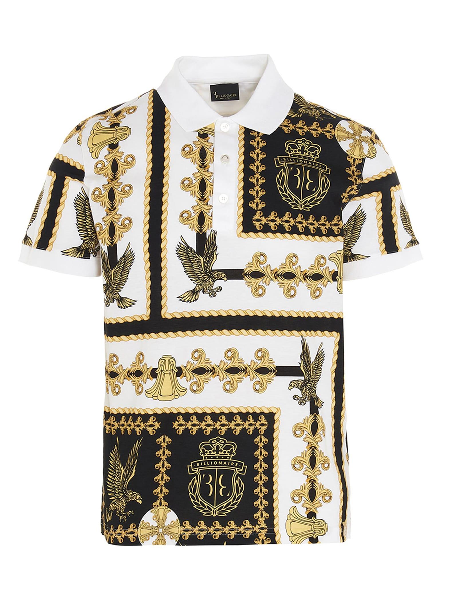 Billionaire T-shirts FALCON POLO