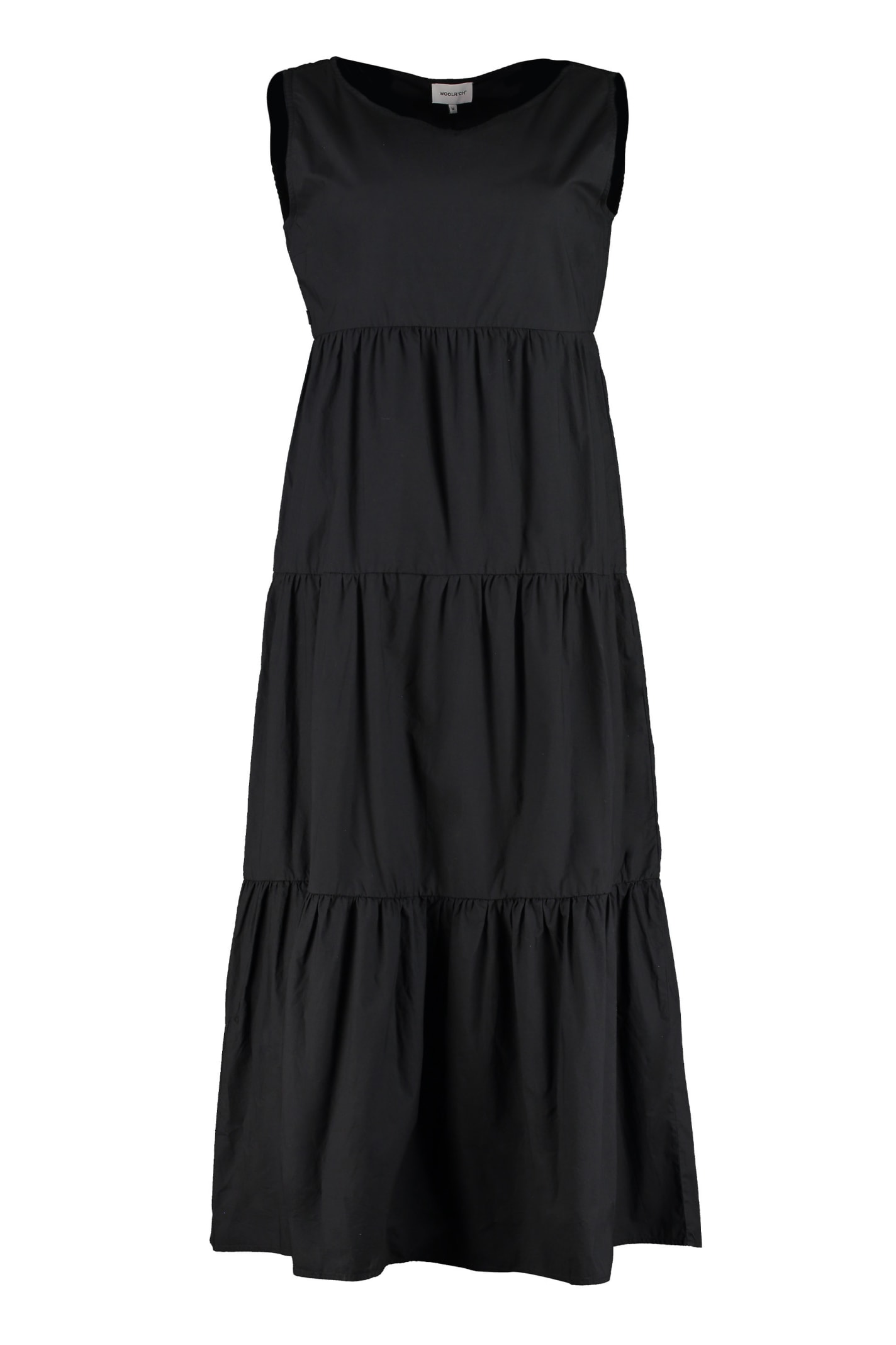 Buy Woolrich Ruffled Skirt Dress online, shop Woolrich with free shipping
