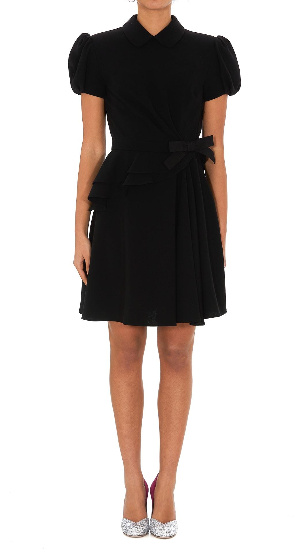 Buy Miu Miu Faille Dress online, shop Miu Miu with free shipping