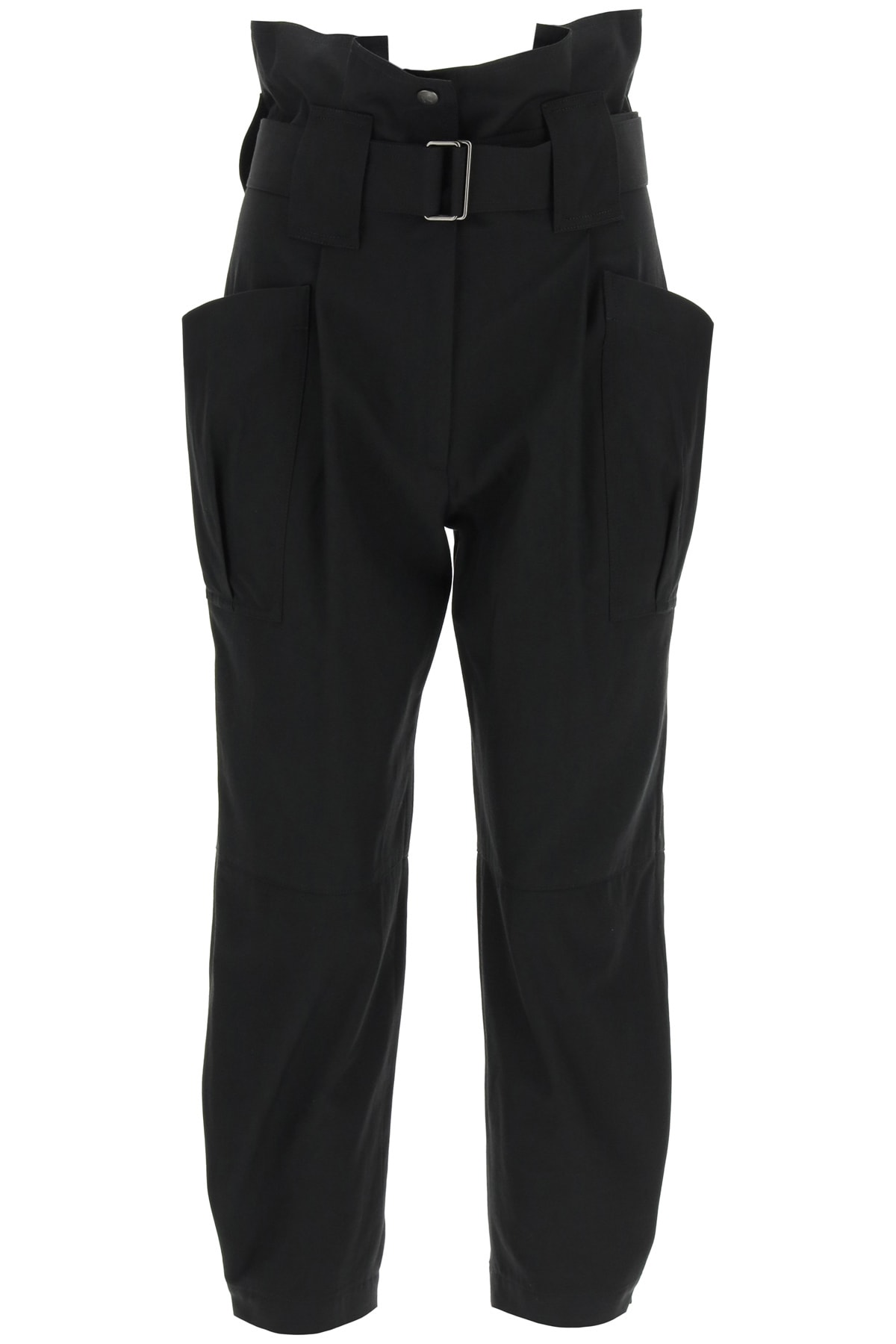 Kenzo Cropped pants PAPER BAG TROUSERS