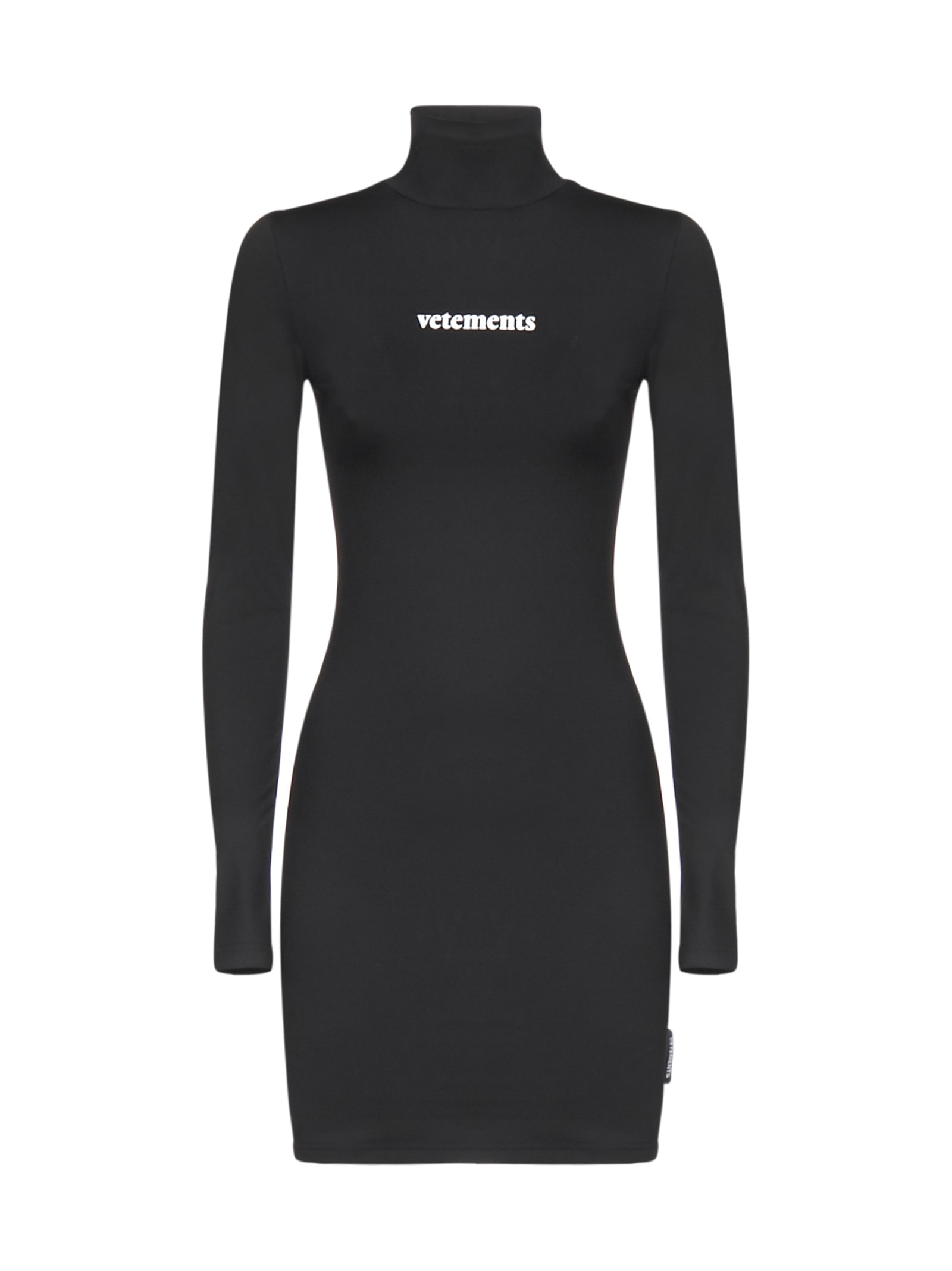 Buy VETEMENTS Styling Logo Dress online, shop VETEMENTS with free shipping