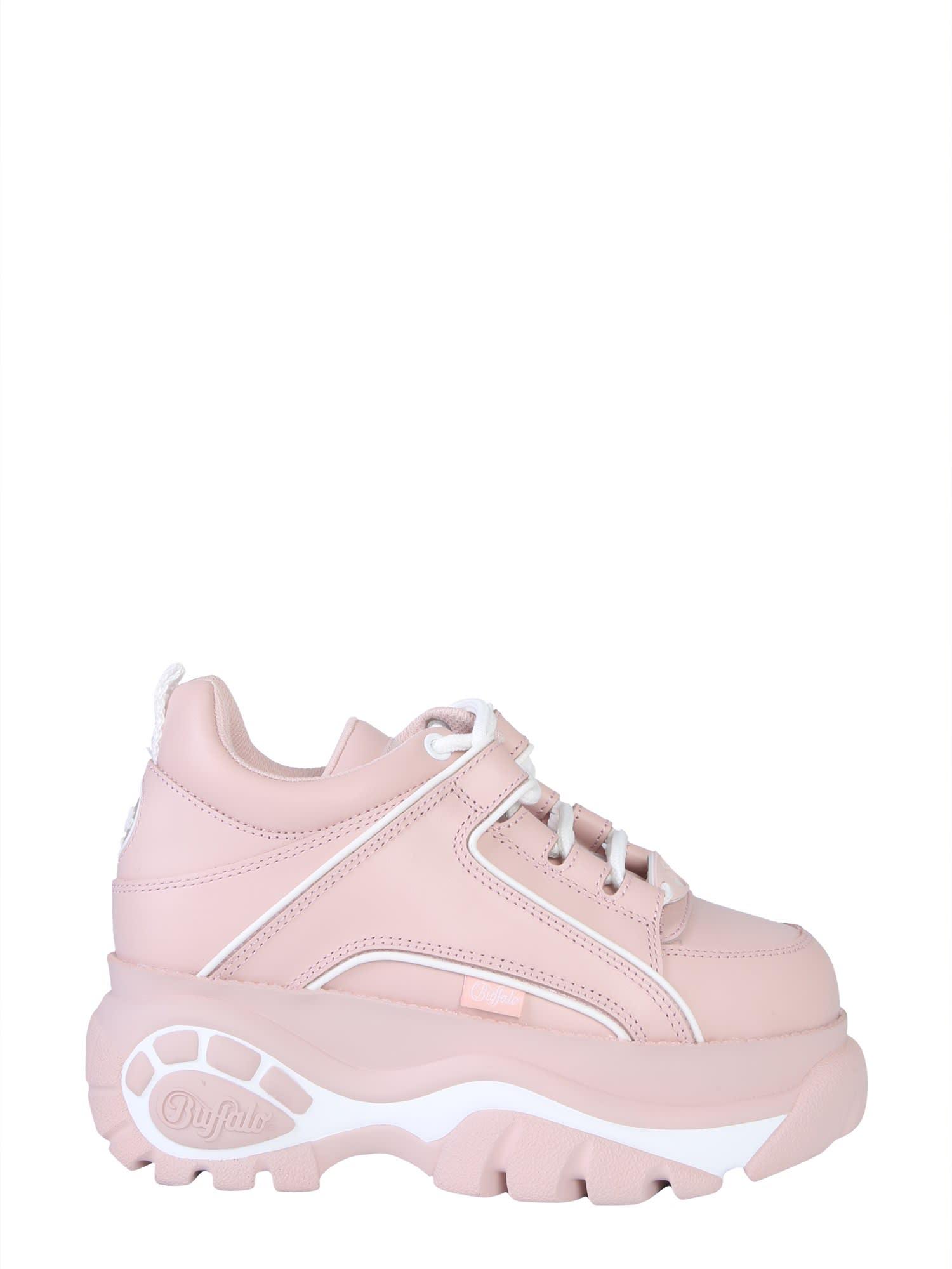big sale dce54 27930 Buffalo Buffalo London Classic Low Sneaker