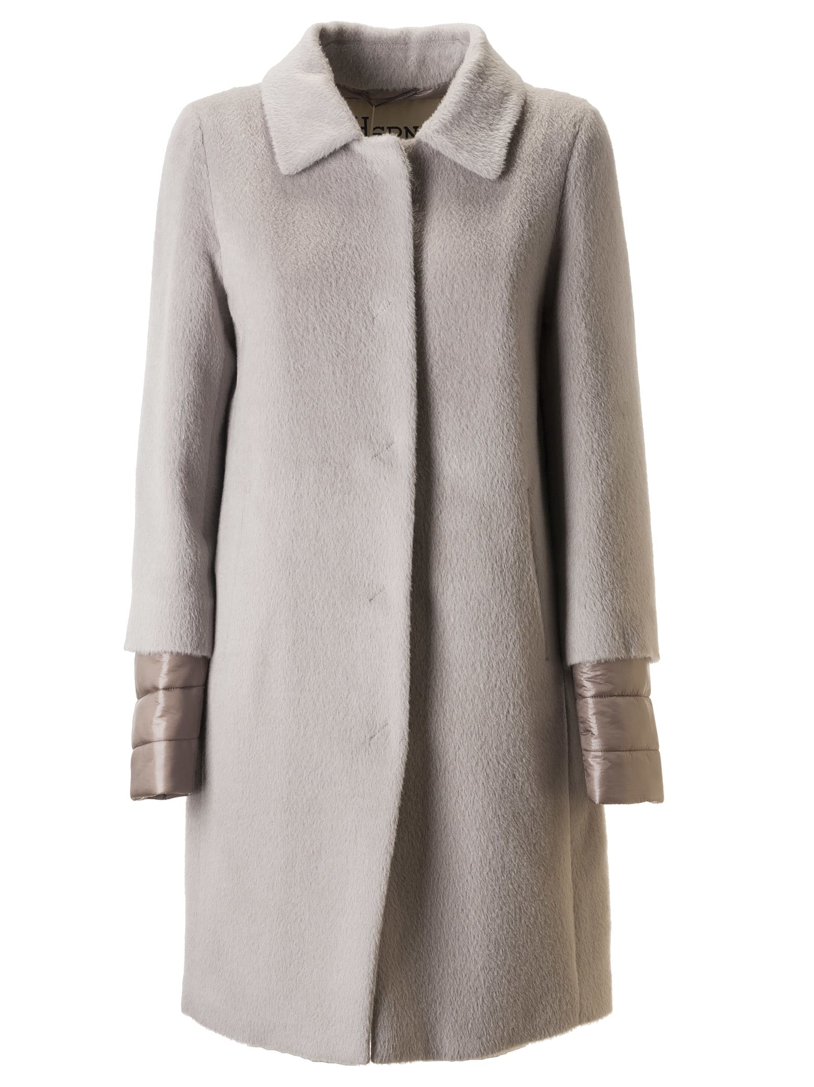 Herno Padded Sleeve Coat
